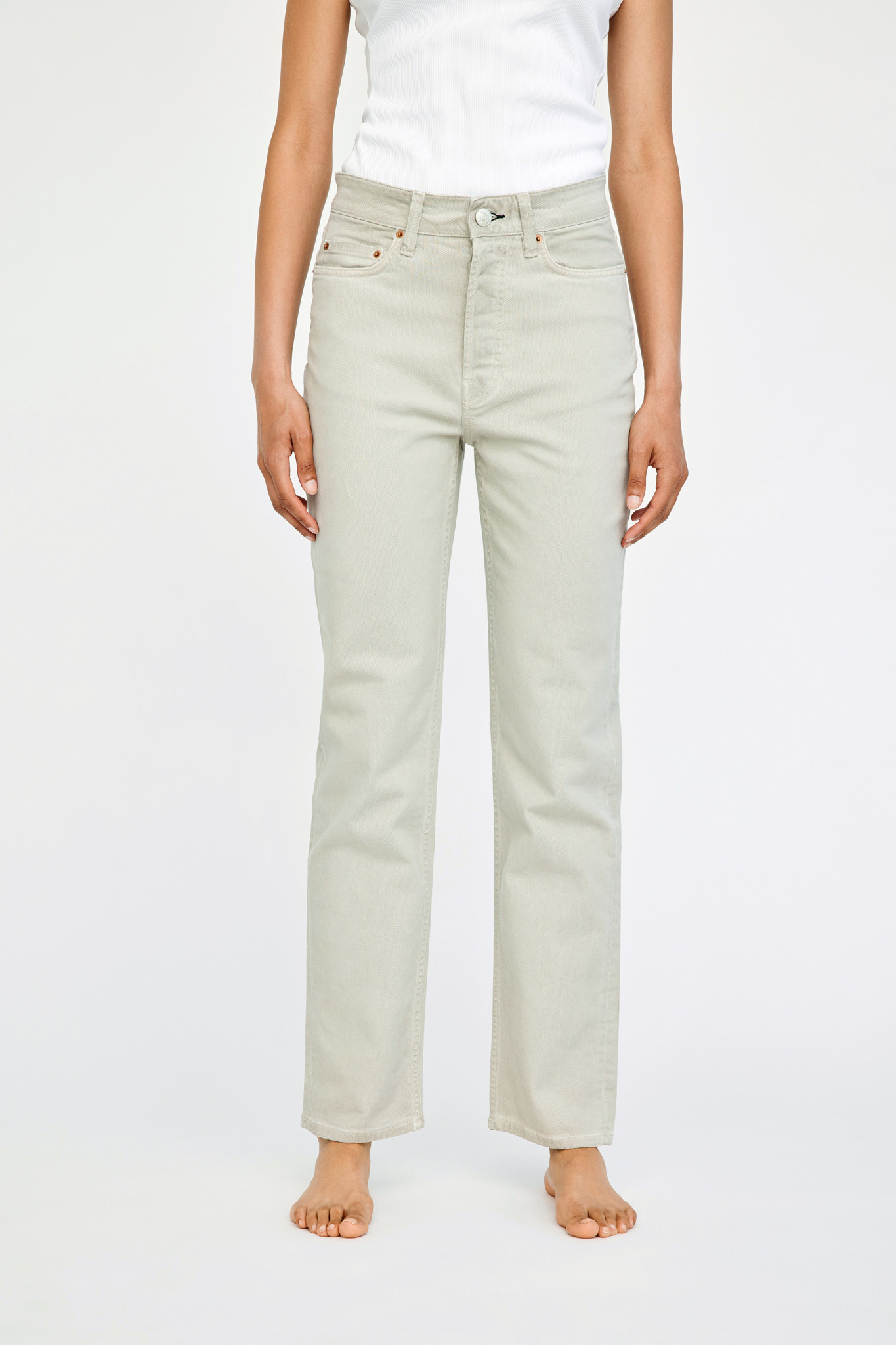 Billy Jeans - Dirty White-1
