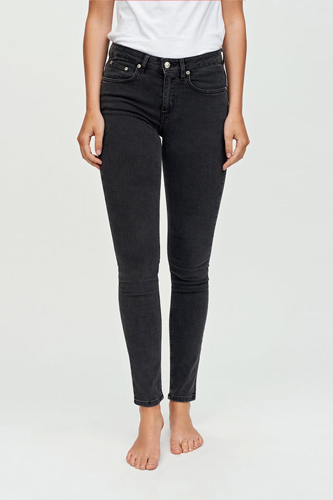Patti B Jeans - Charcoal-1