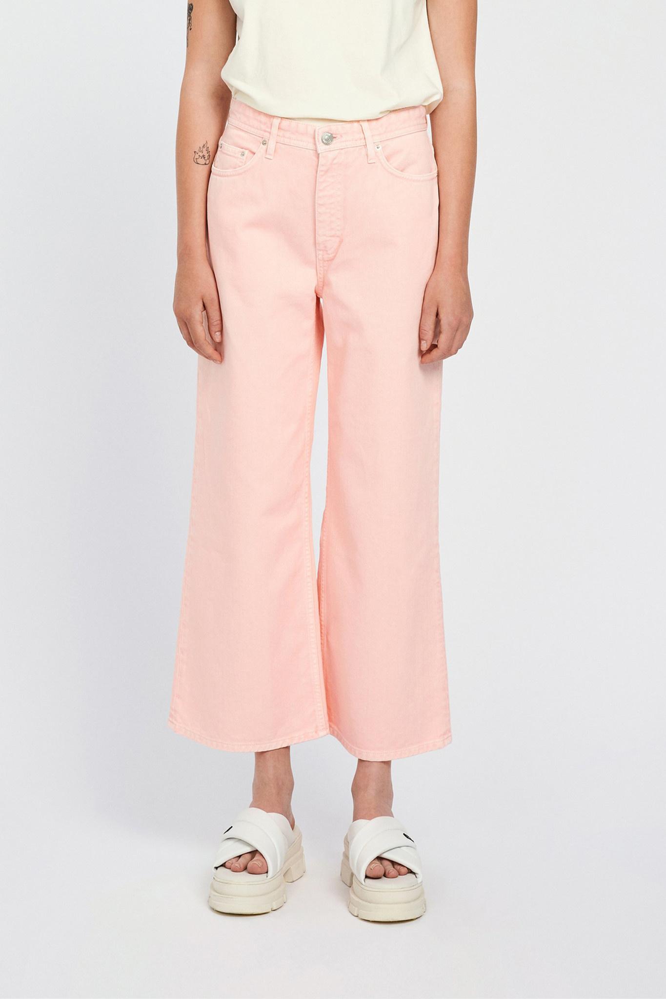 Kiri Flair Jeans - English Rose-1