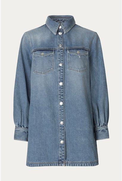 Nancy Denim Shirt - Wash 4