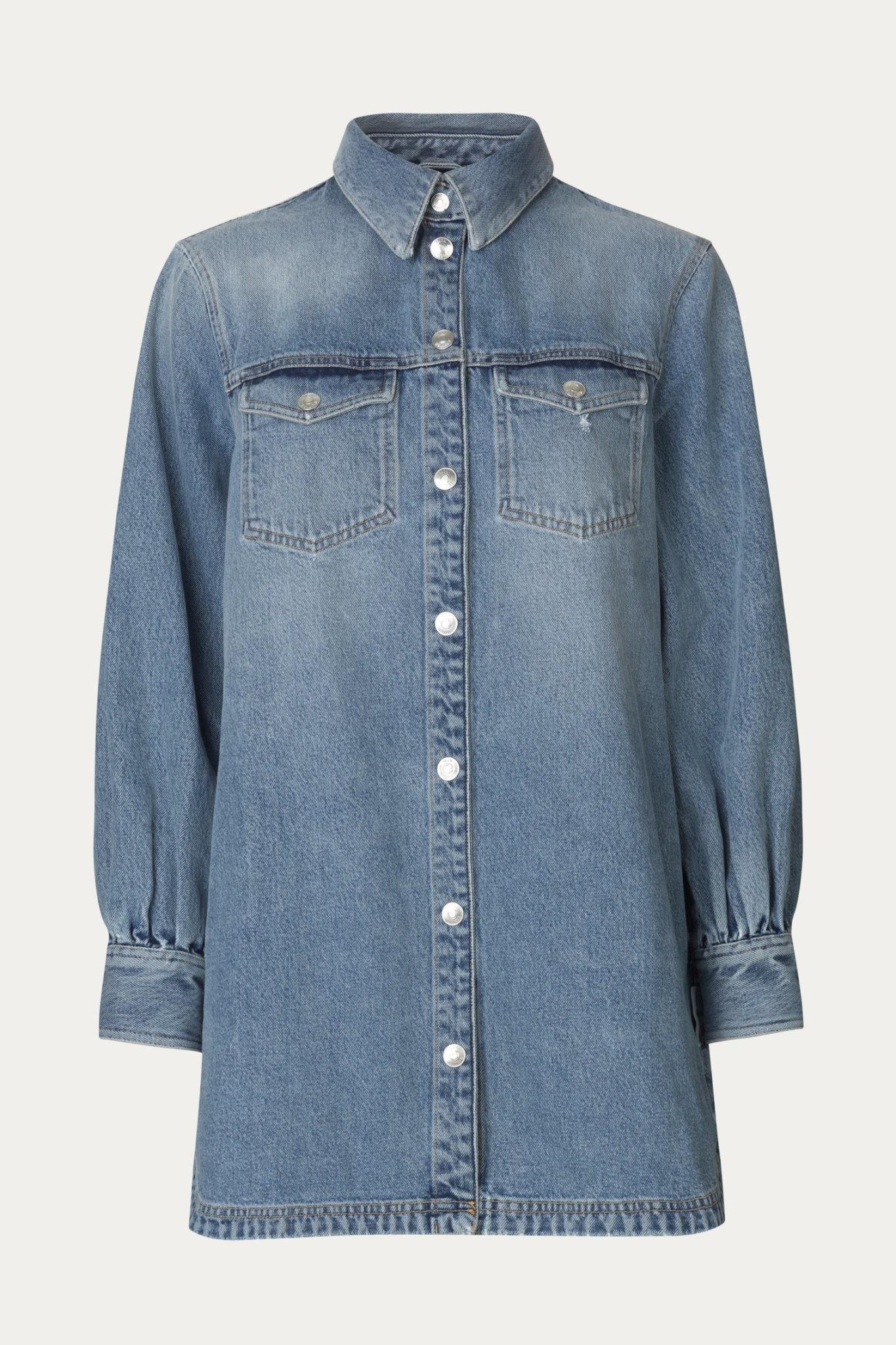 Nancy Denim Shirt - Wash 4-1