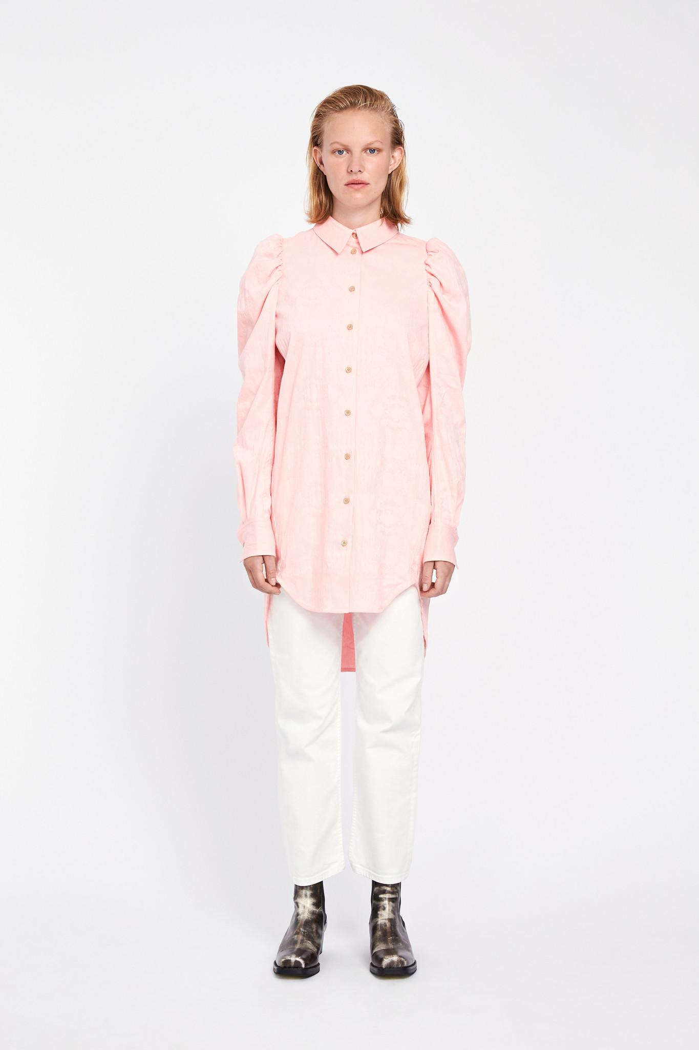 Ellen Shirt - English Rose-1