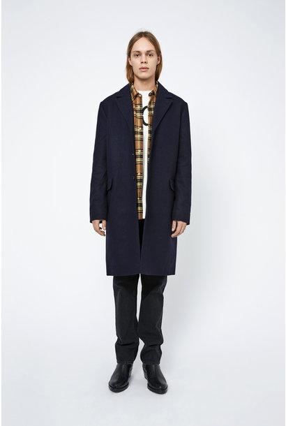Julius Winter Coat - Black