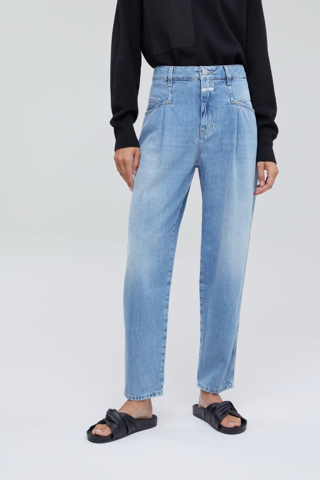Pearl Jeans - Light Blue-2
