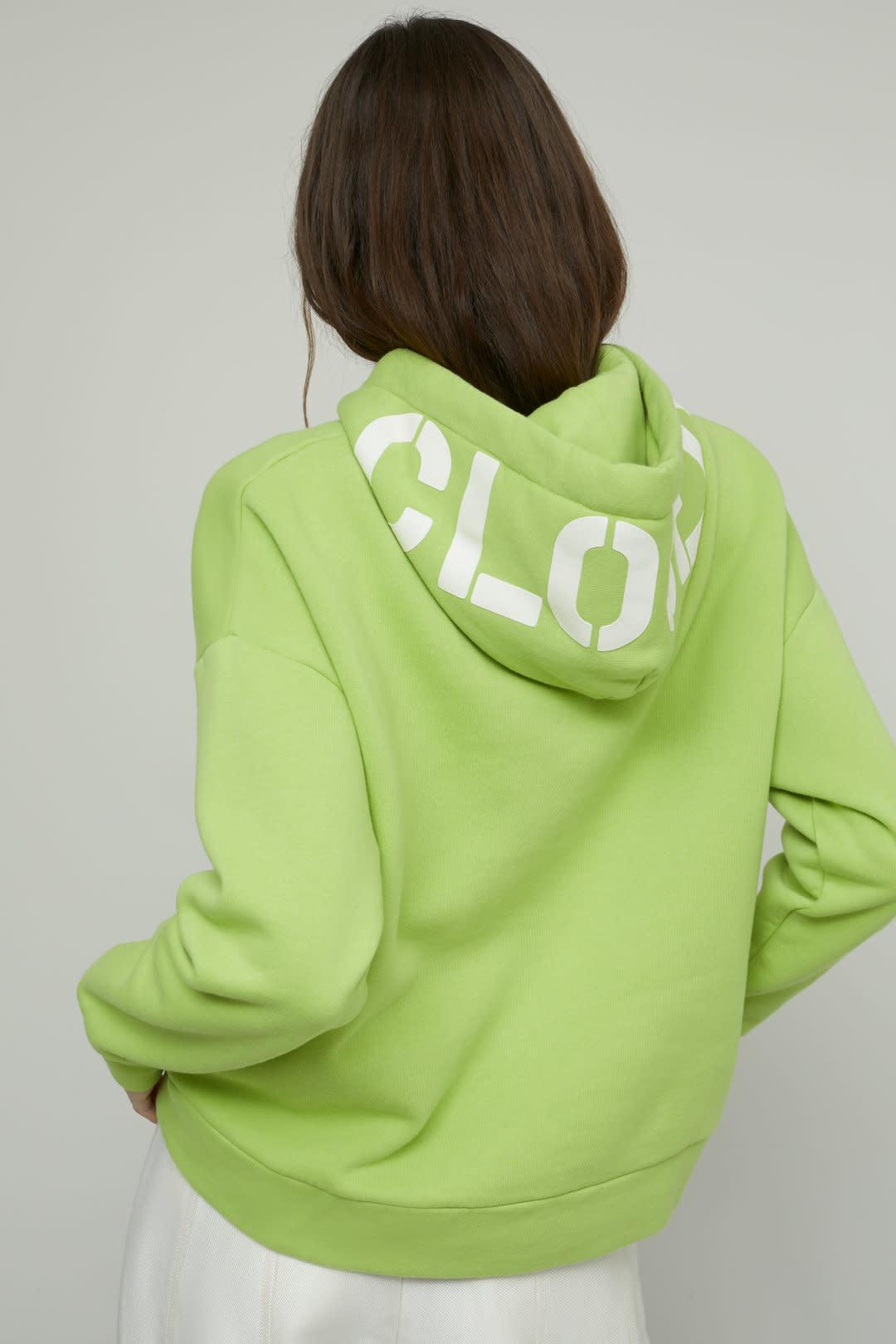 Logo Hoodie - Lemon-2
