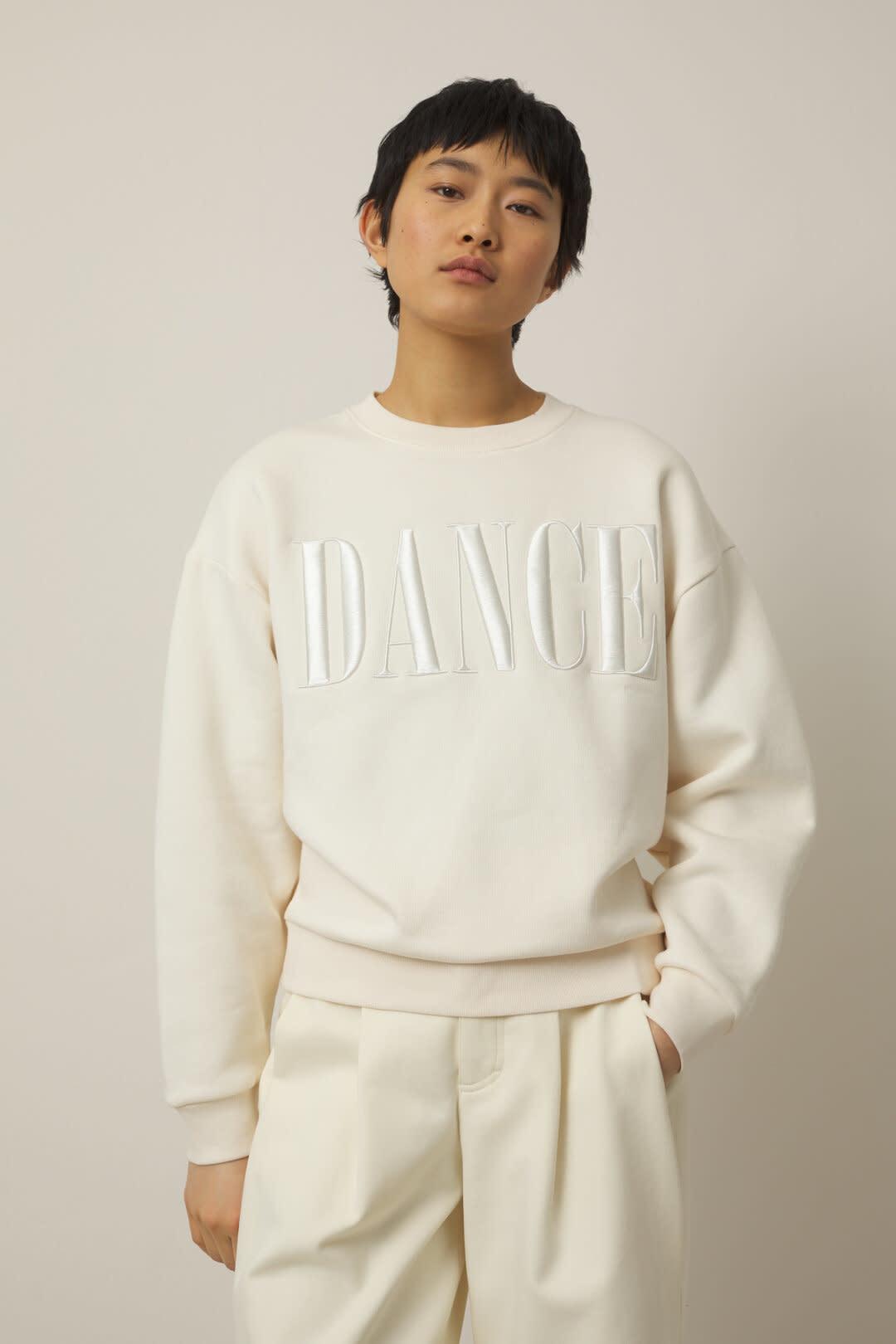 Dance Sweater - Vanilla-1