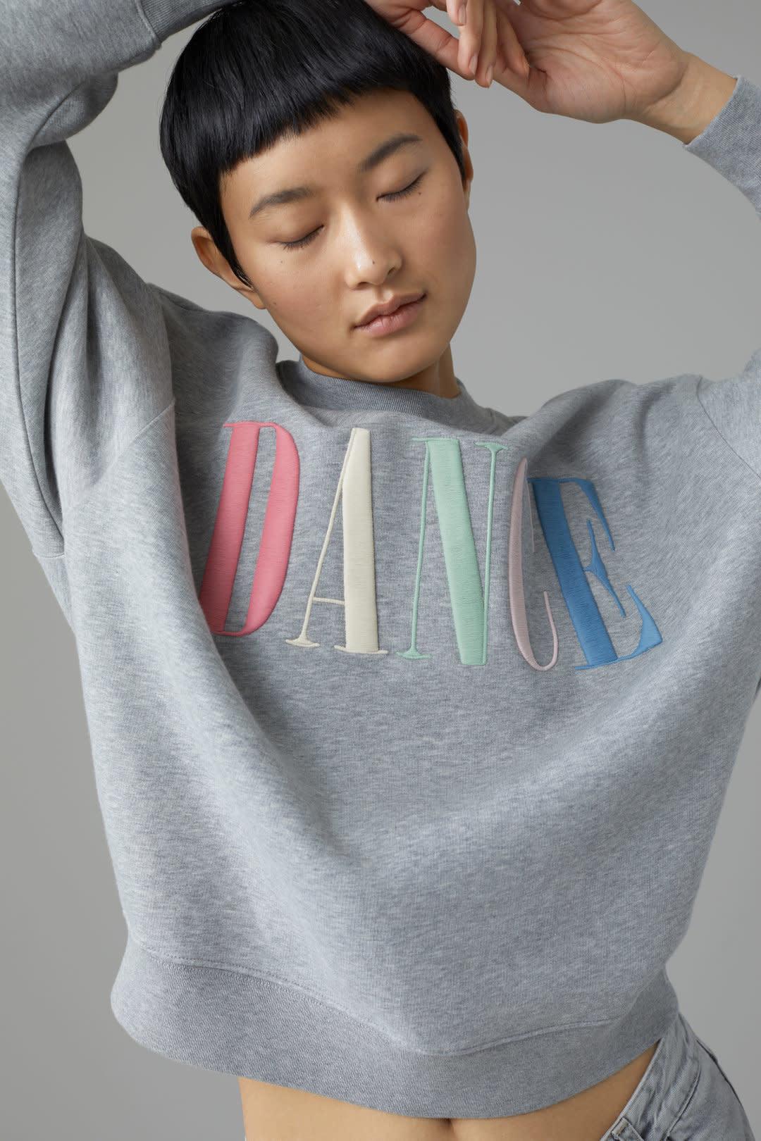 Dance Sweater - Grey-2