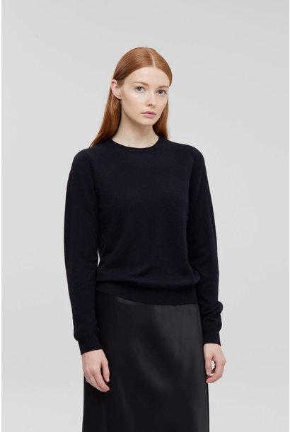 Cashmere Marino Knit - Black