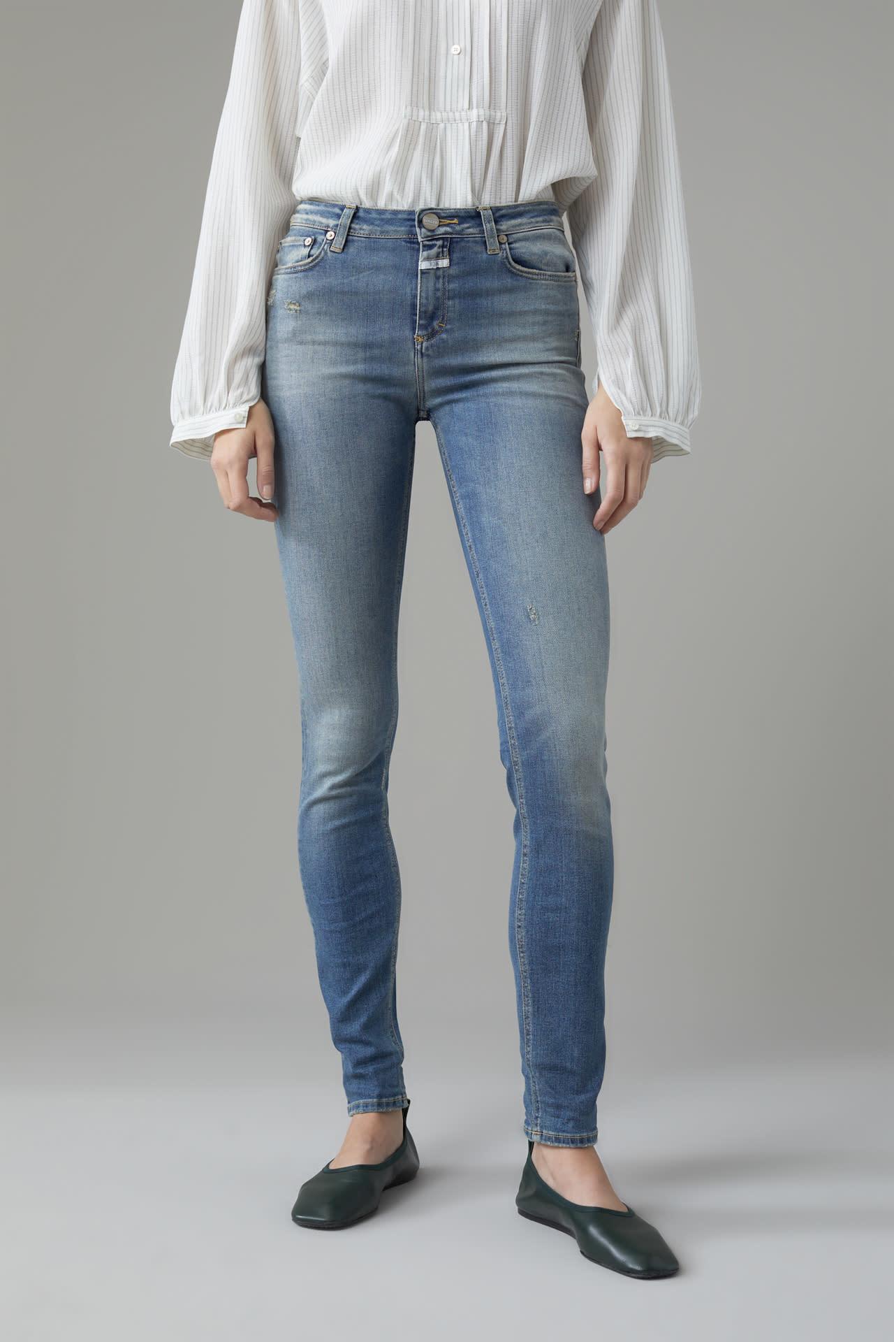 Lizzy Jeans - Organic Blue-1