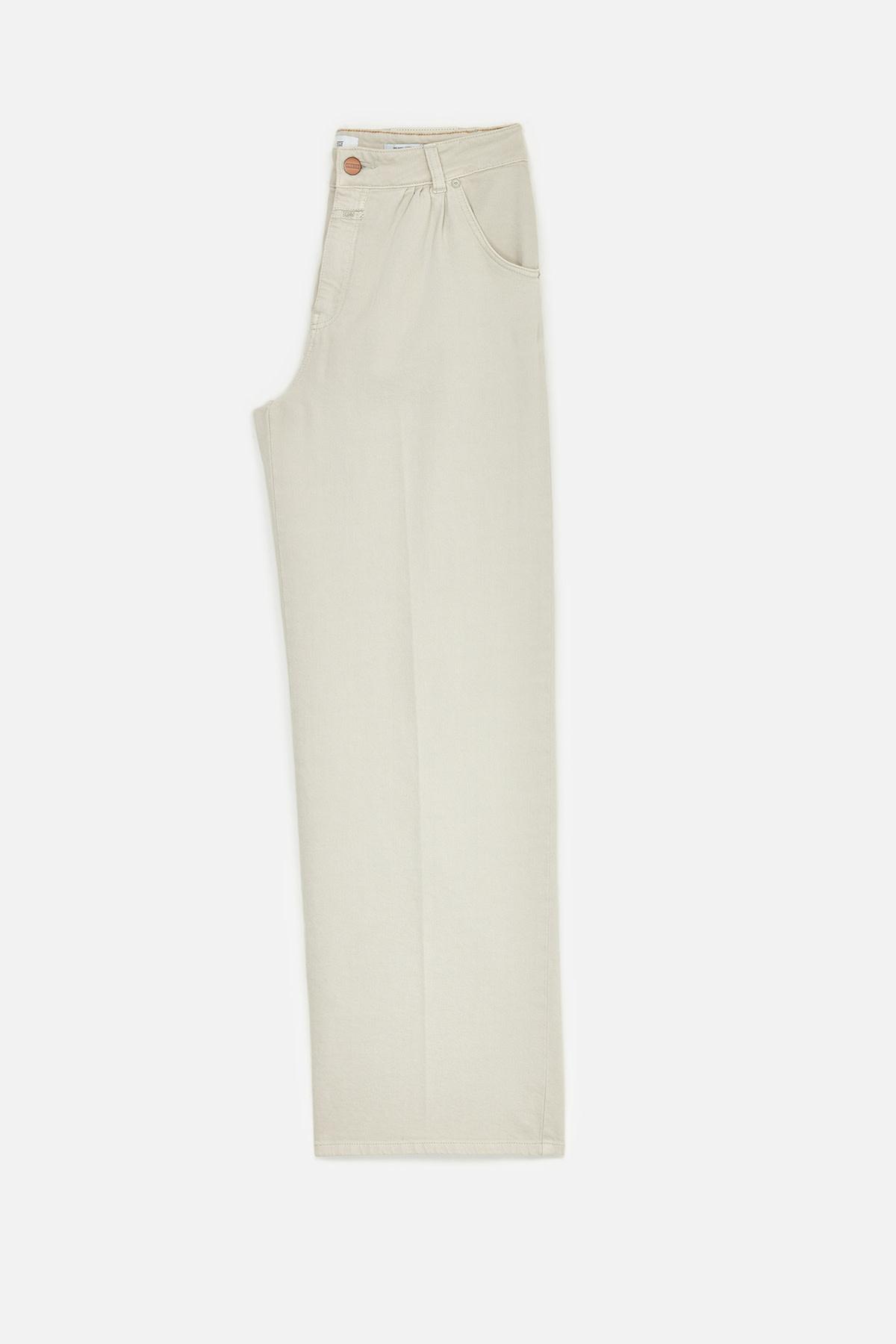 X-Lent Jeans - Ecru-1