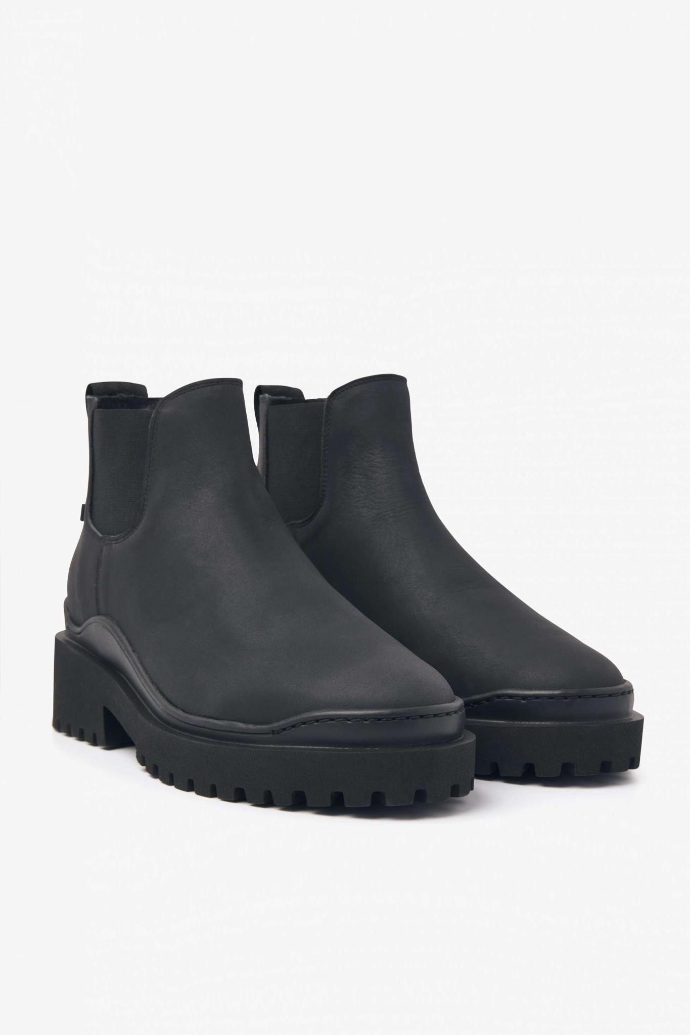 Fae Blues Boots - Black-1