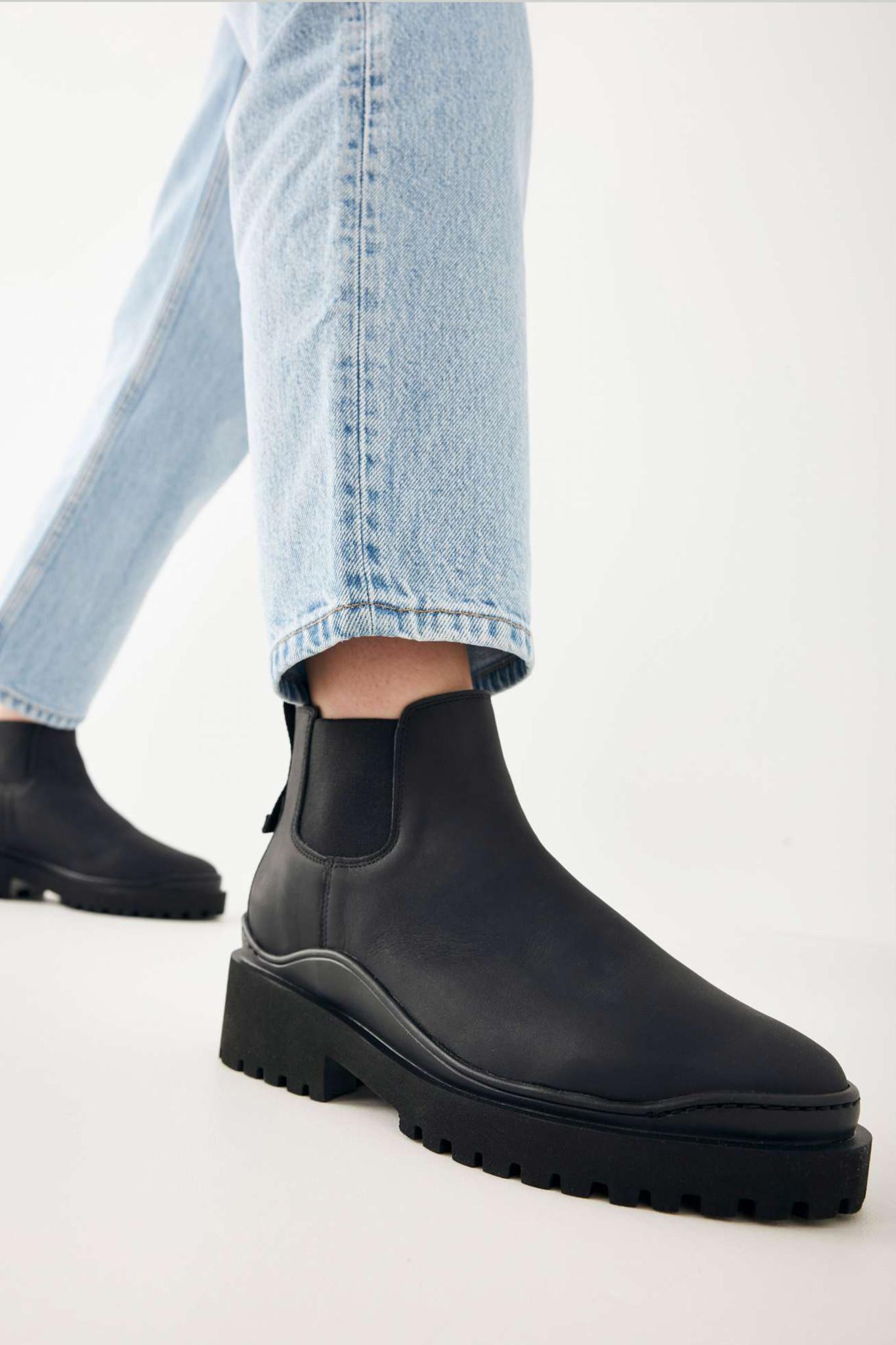 Fae Blues Boots - Black-2
