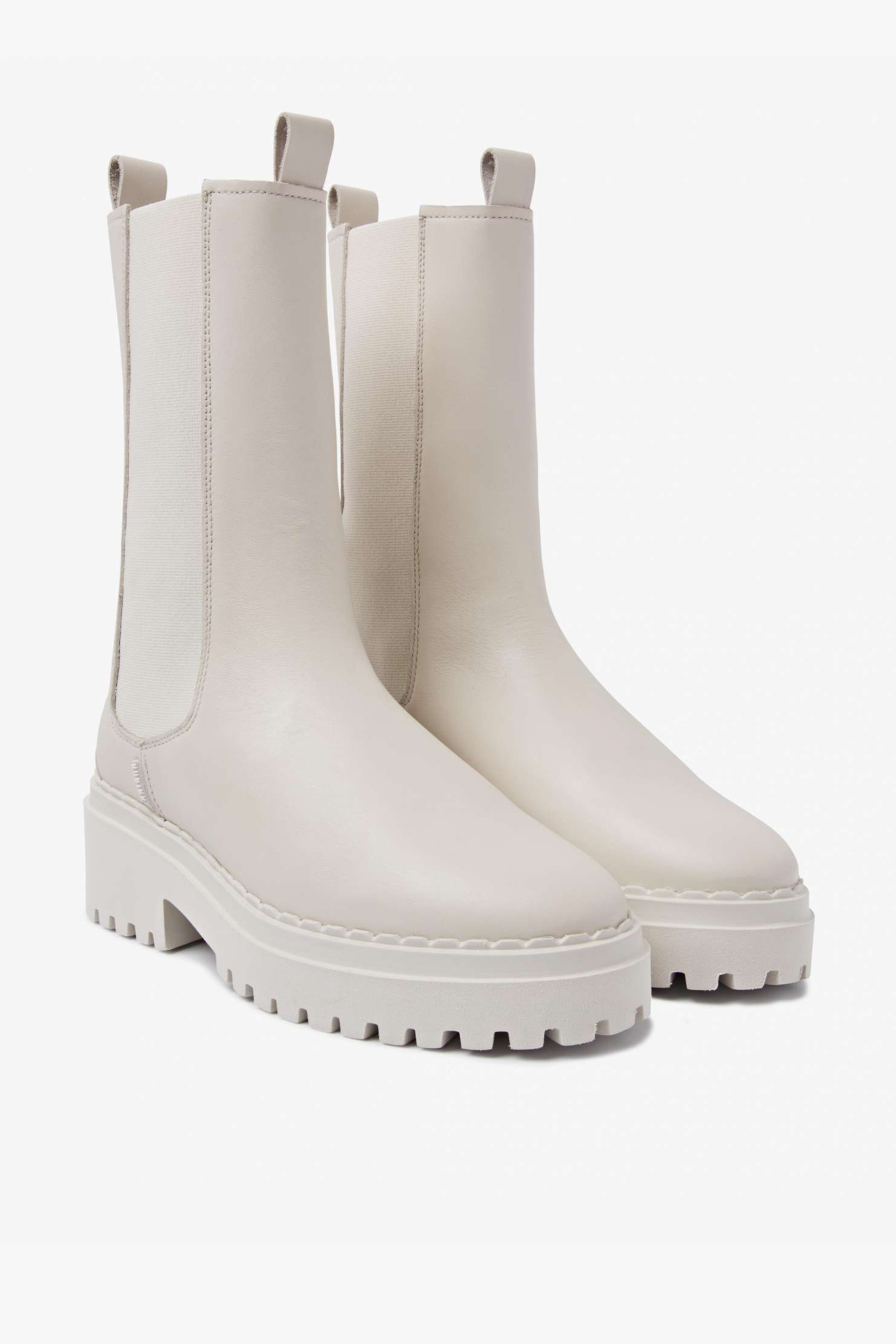 Fae Adams Chelsea Boot - Desert-1