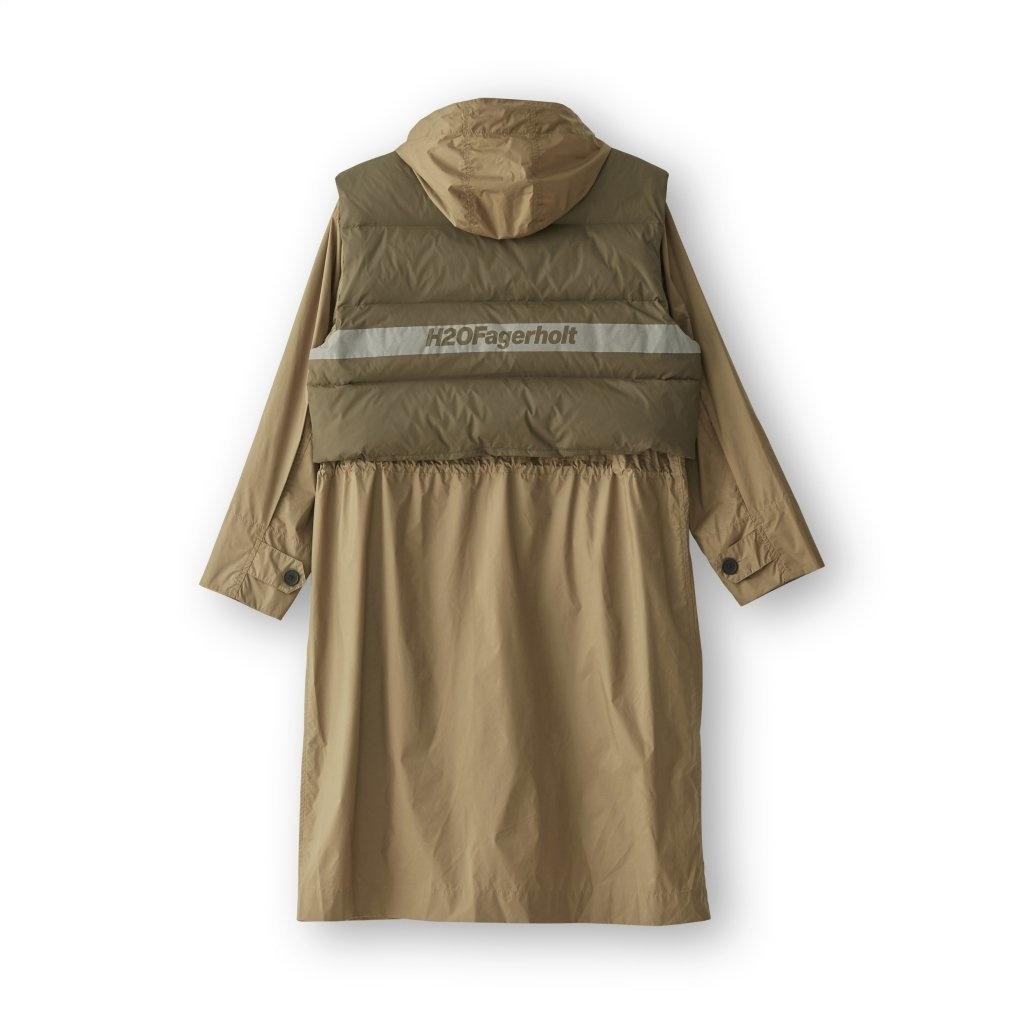 Rain Coat - Green-2