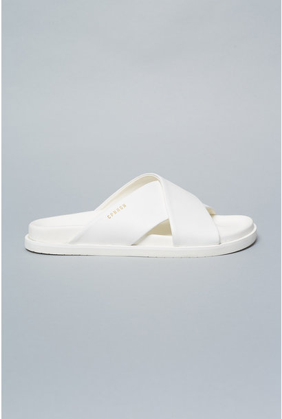 CPH712 - Slippers - White