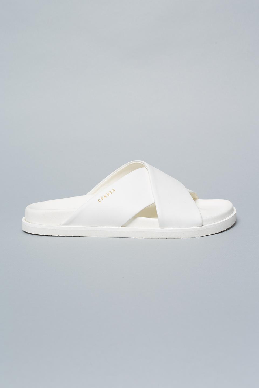 CPH712 - Slippers - White-1