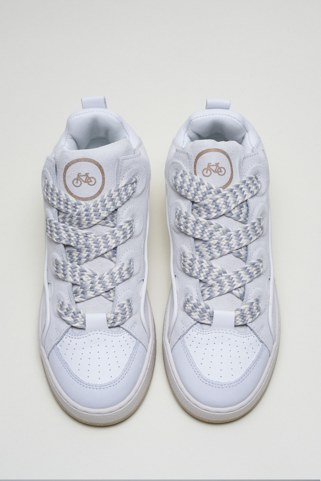 CPH201 - Leather Mix - White-2