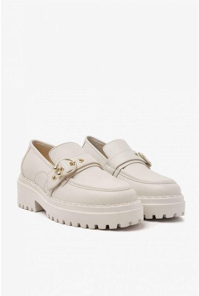Fae Gatsby Sandals - Beige