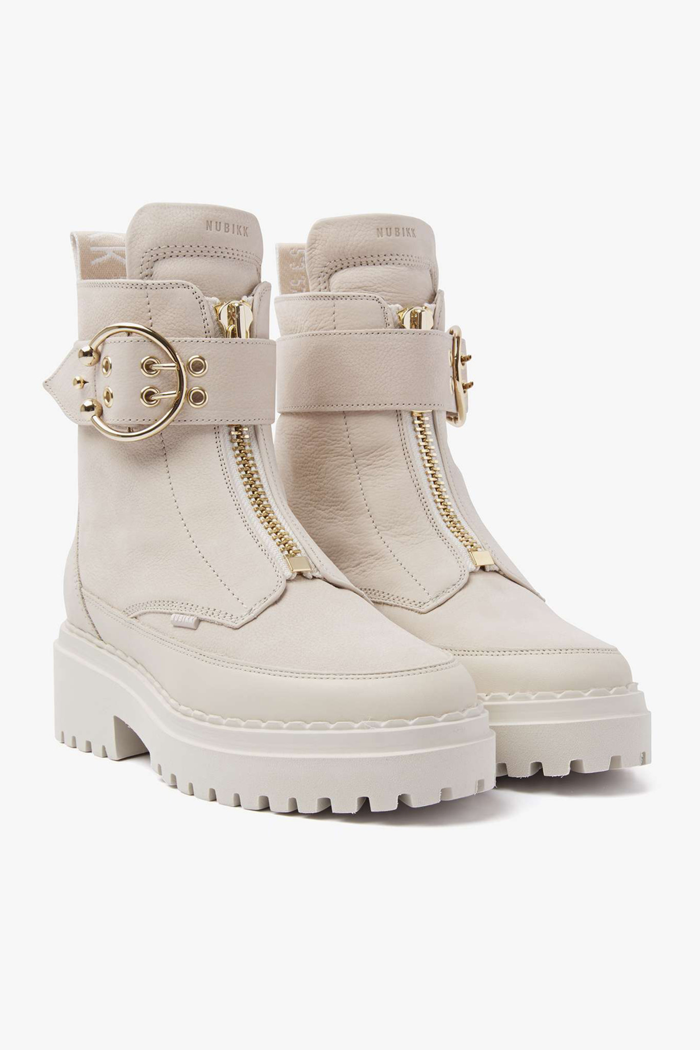 Fae Ray Boots - Desert Leather-1