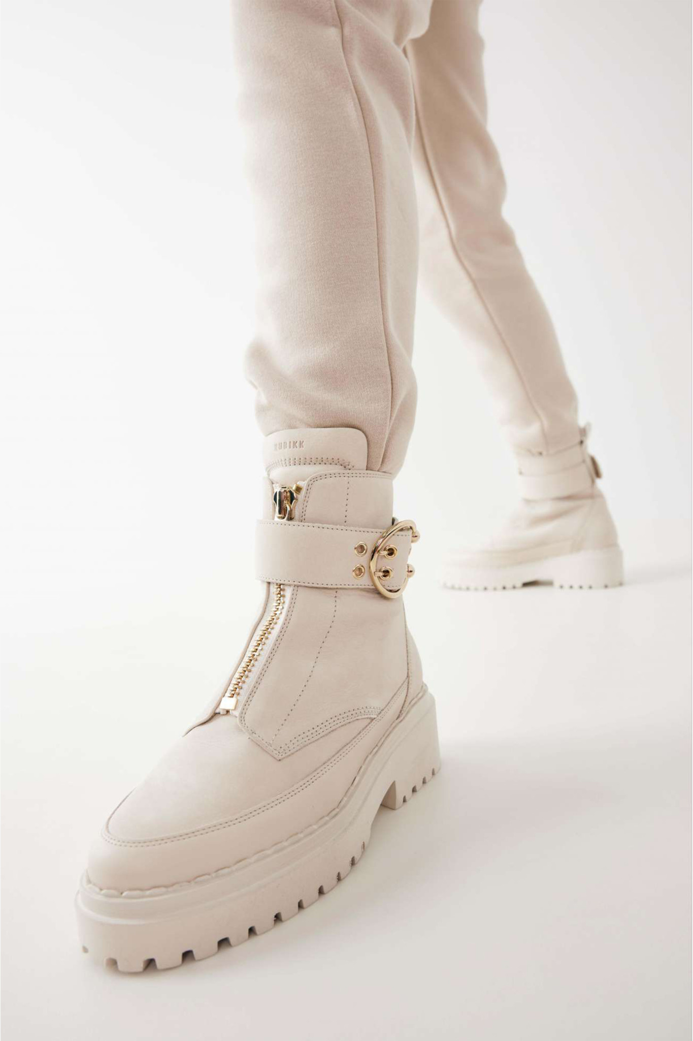 Fae Ray Boots - Desert Leather-2