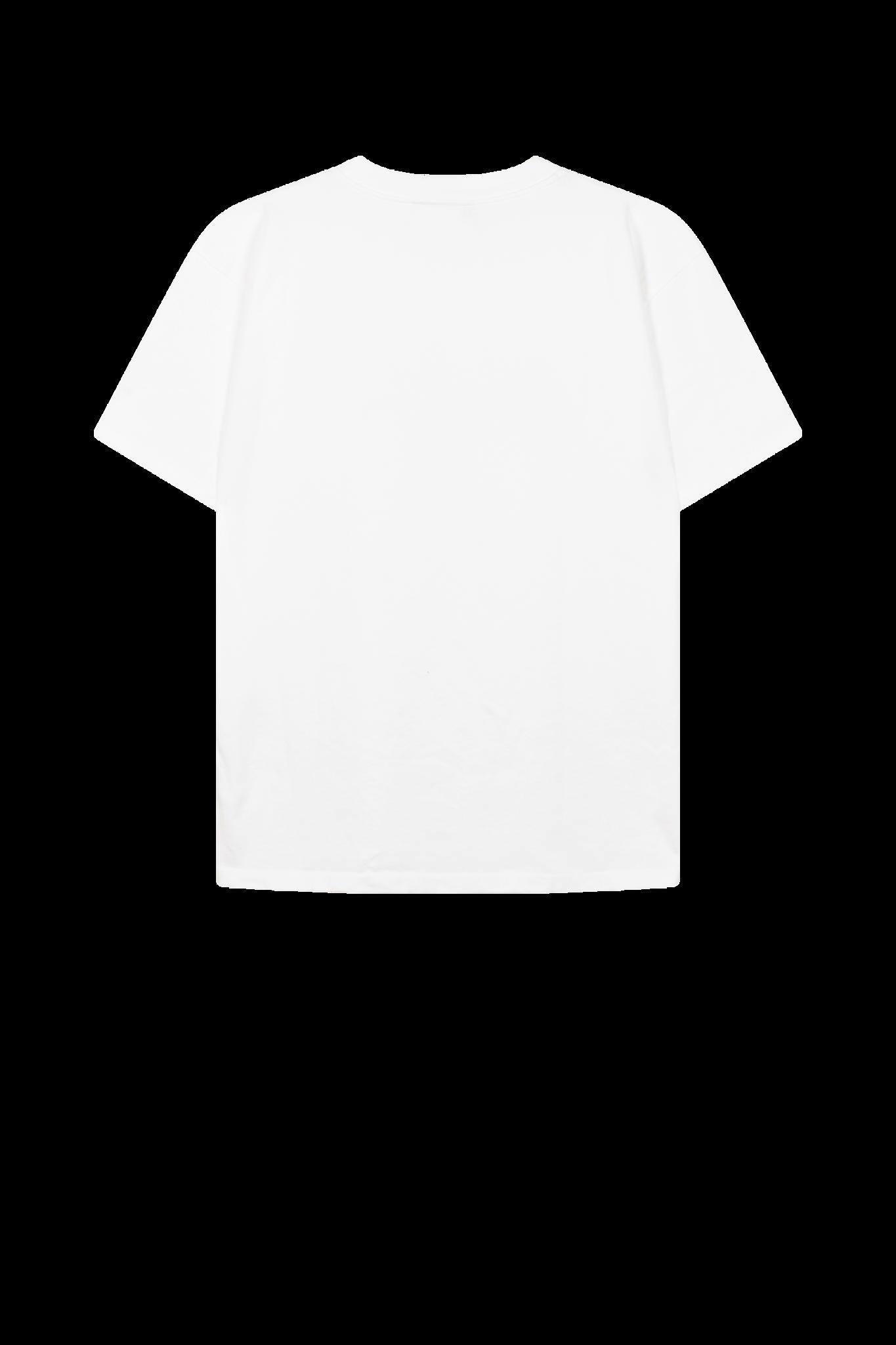 Signature Tee - White-2