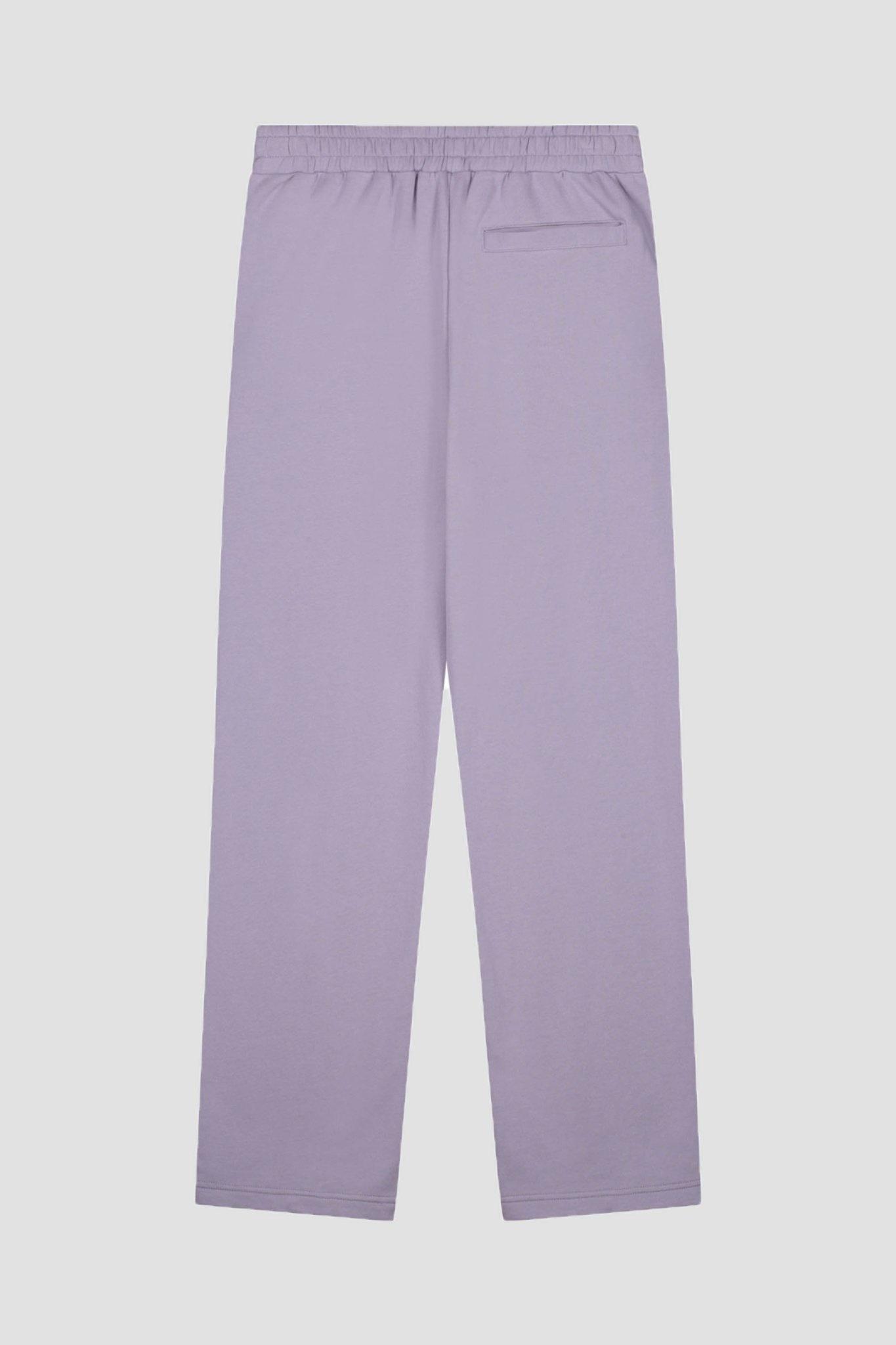 Relax Mirror Sweatpants - Purple-2