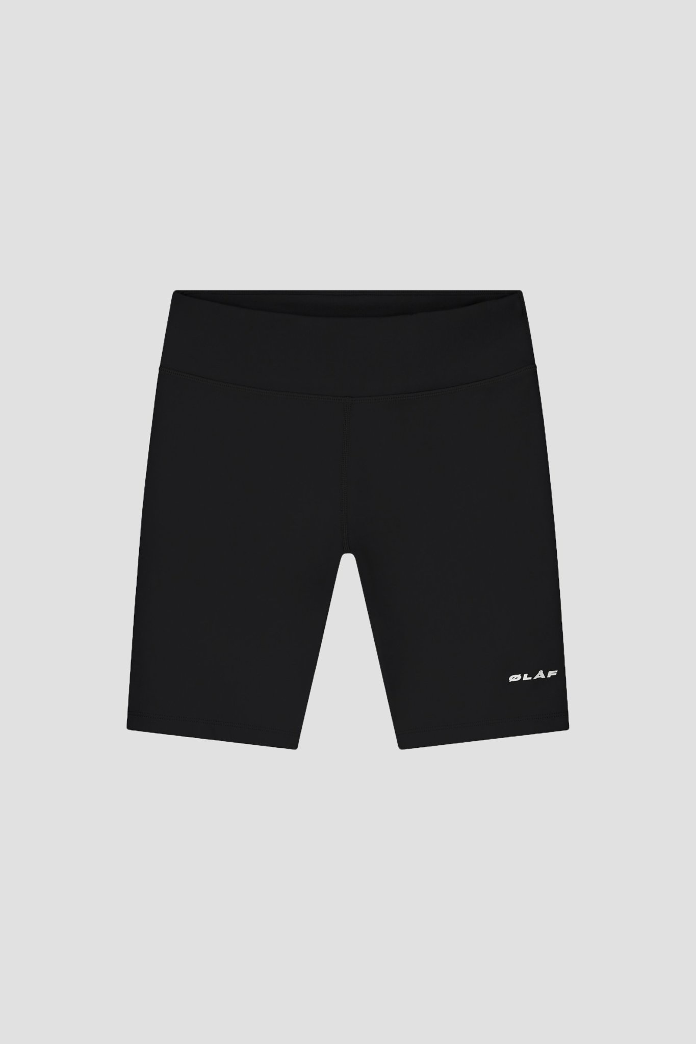 Biker Shorts - Black-1