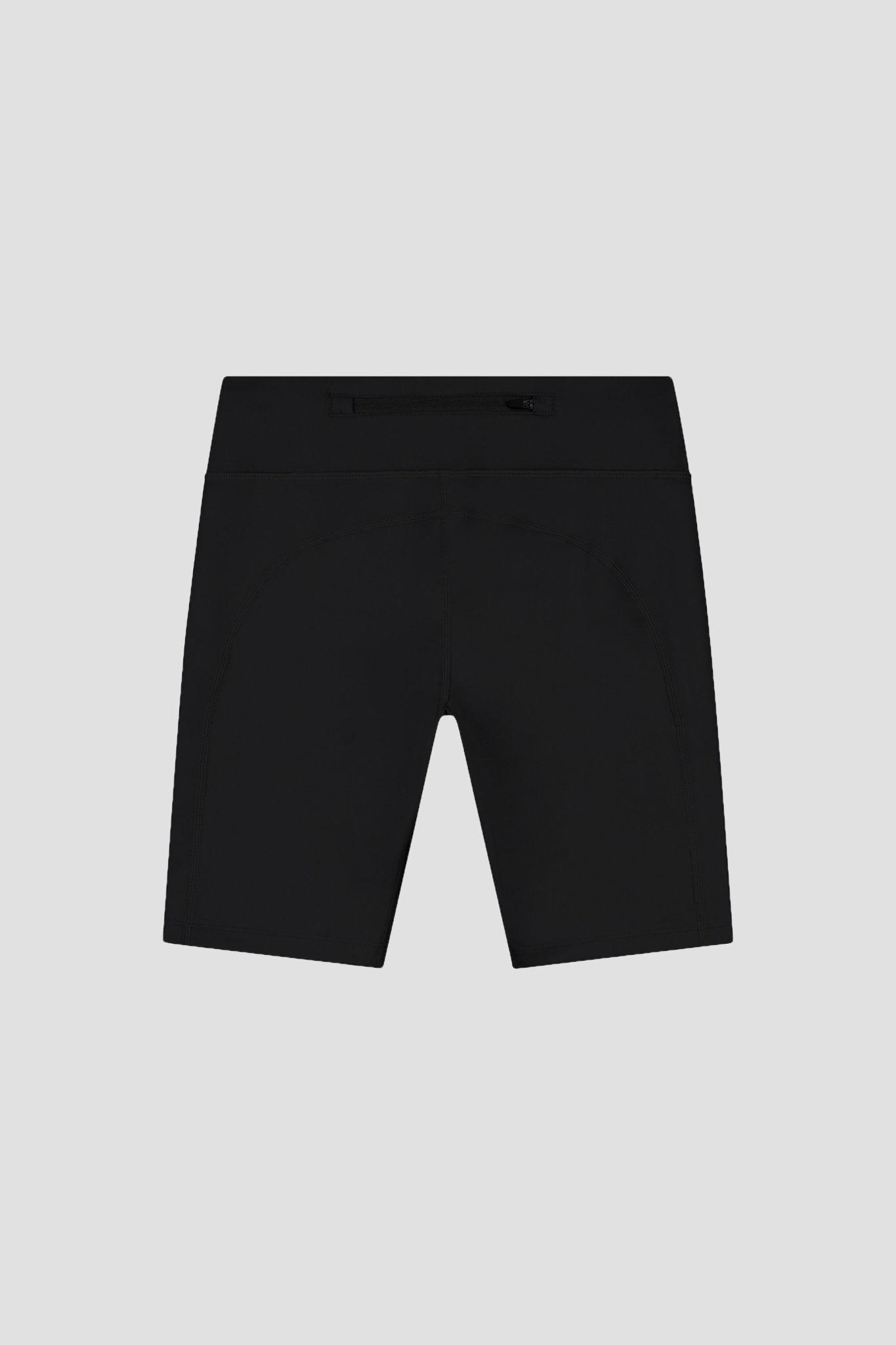 Biker Shorts - Black-2
