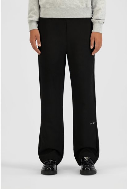 Elasticated Trouser - Black