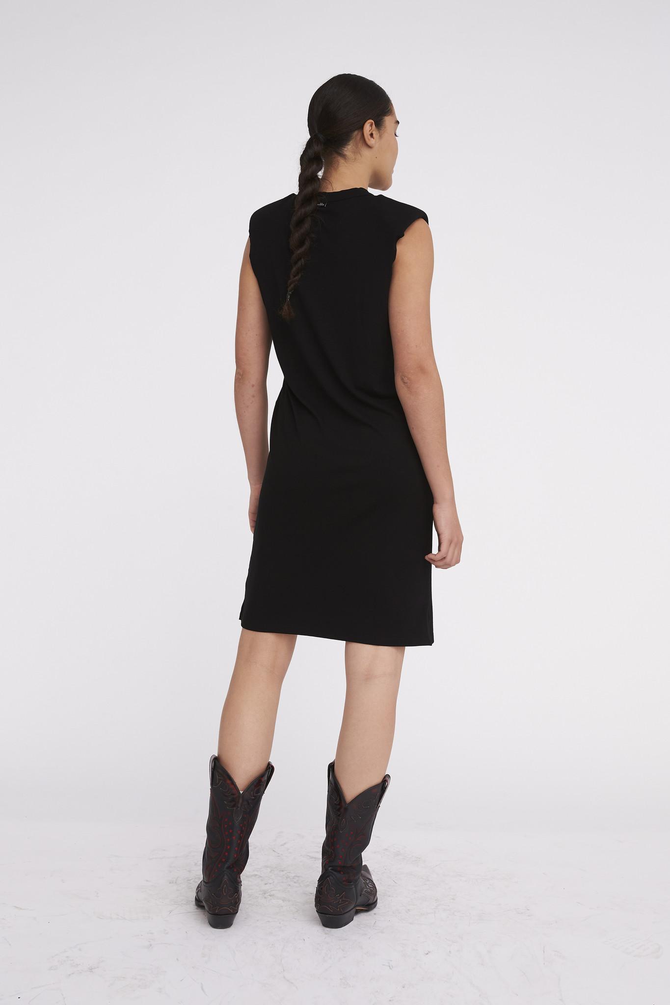 Serenity Dress - Black-2