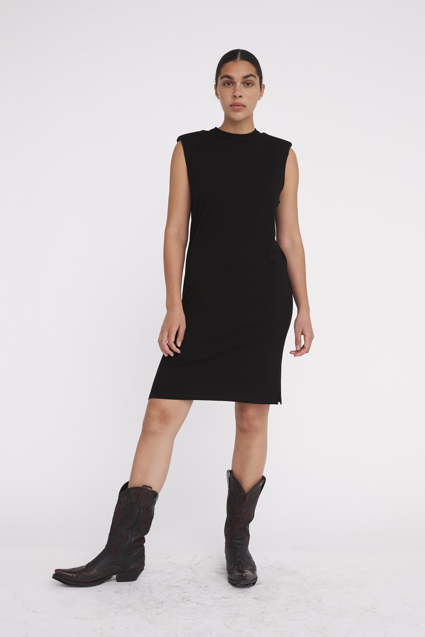 Serenity Dress - Black-1