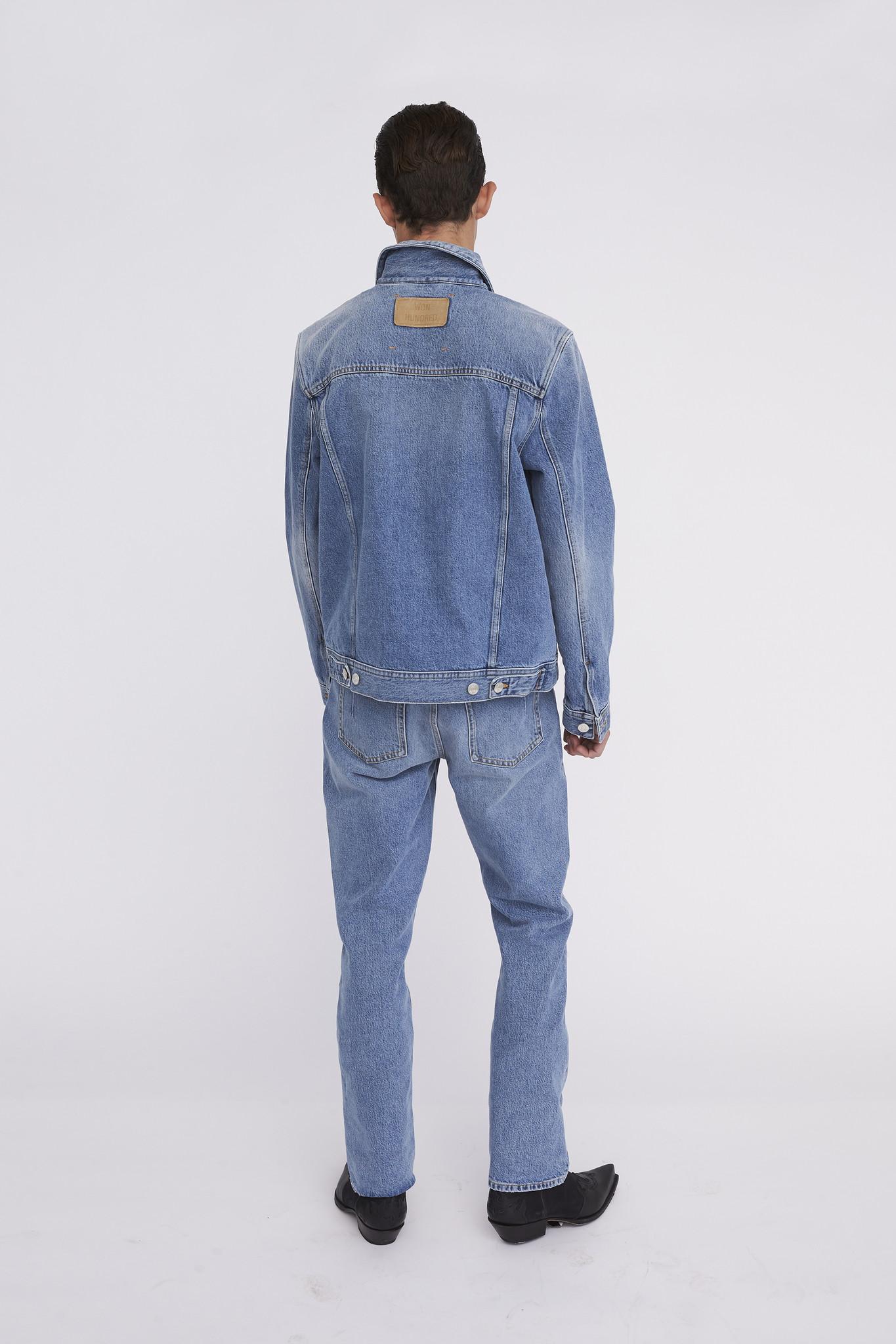 Vinny Denim Jacket - Wash 4-2