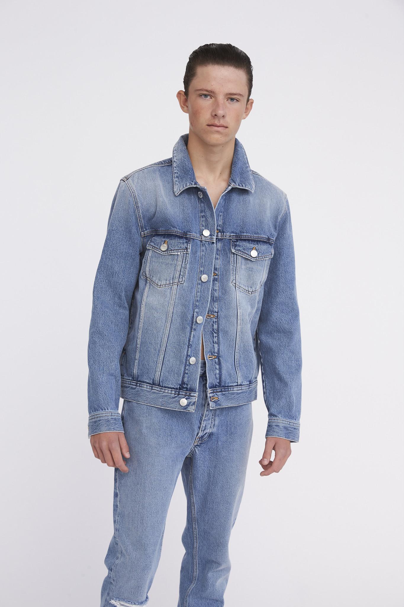 Vinny Denim Jacket - Wash 4-1