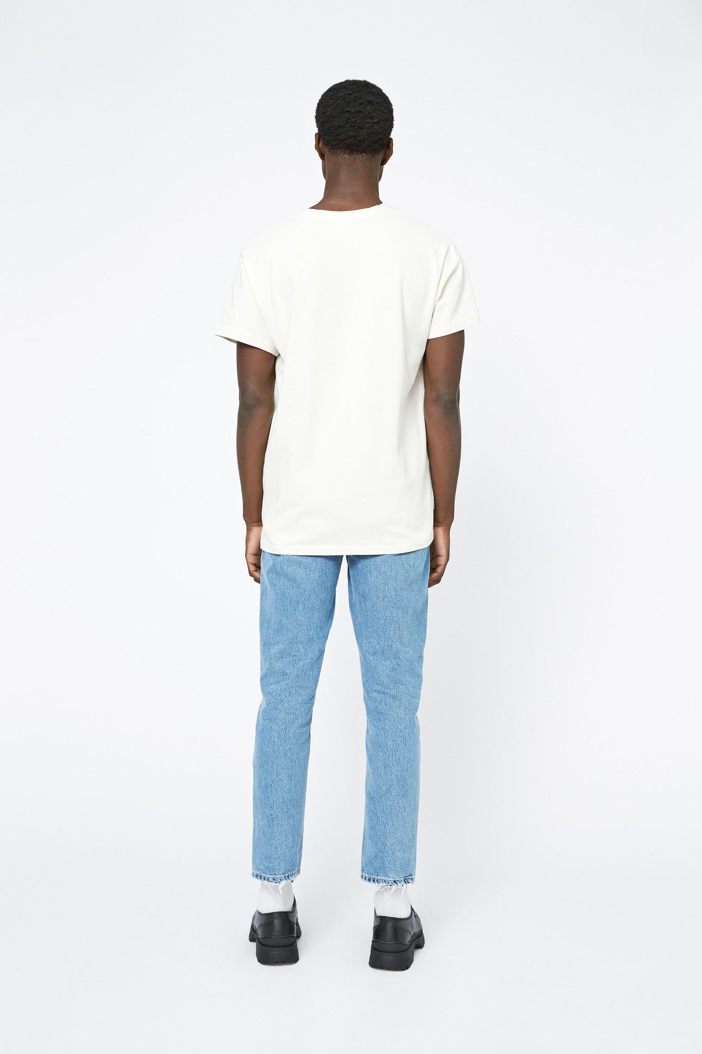 T-shirt Kim - Cannoli Cream-2