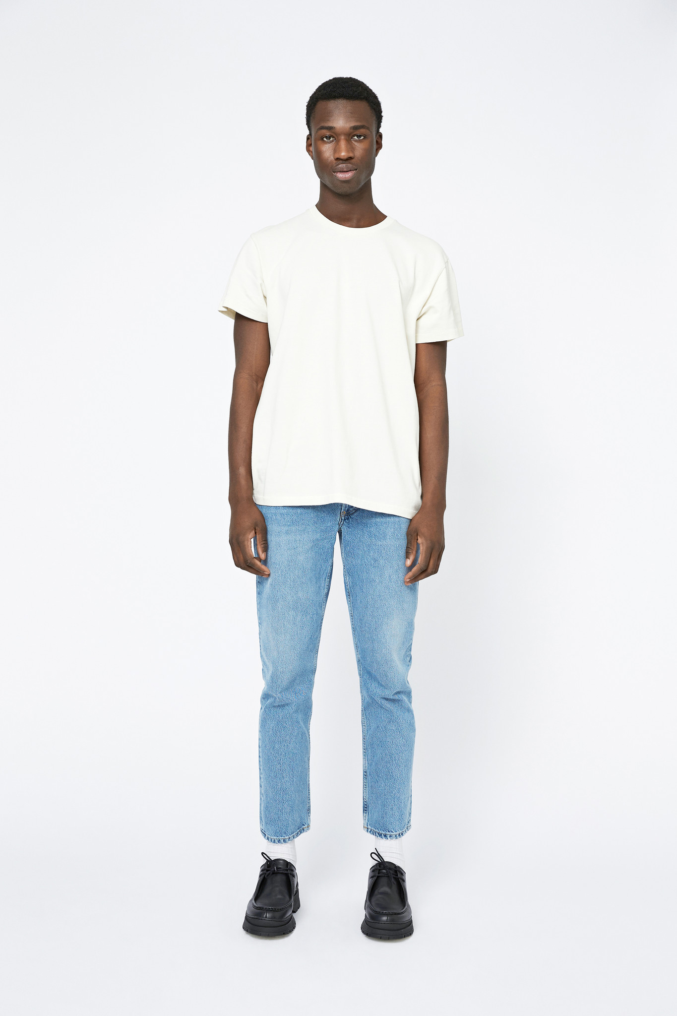 T-shirt Kim - Cannoli Cream-1