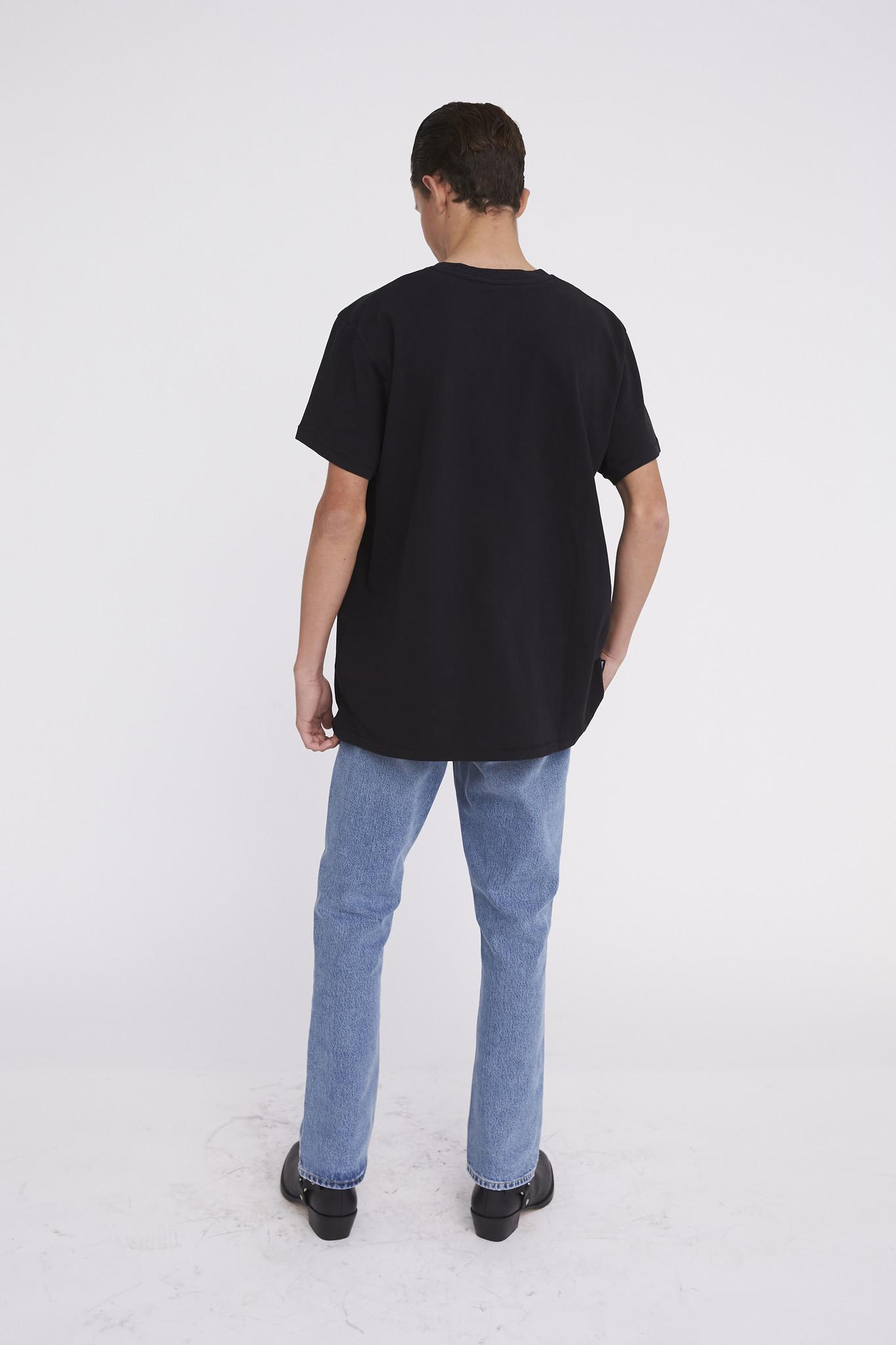 T-shirt Kim - Black-2