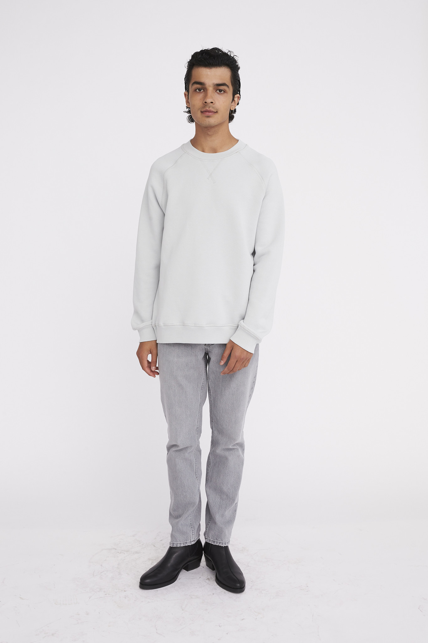 Sweater Marco - Ice Flow-1