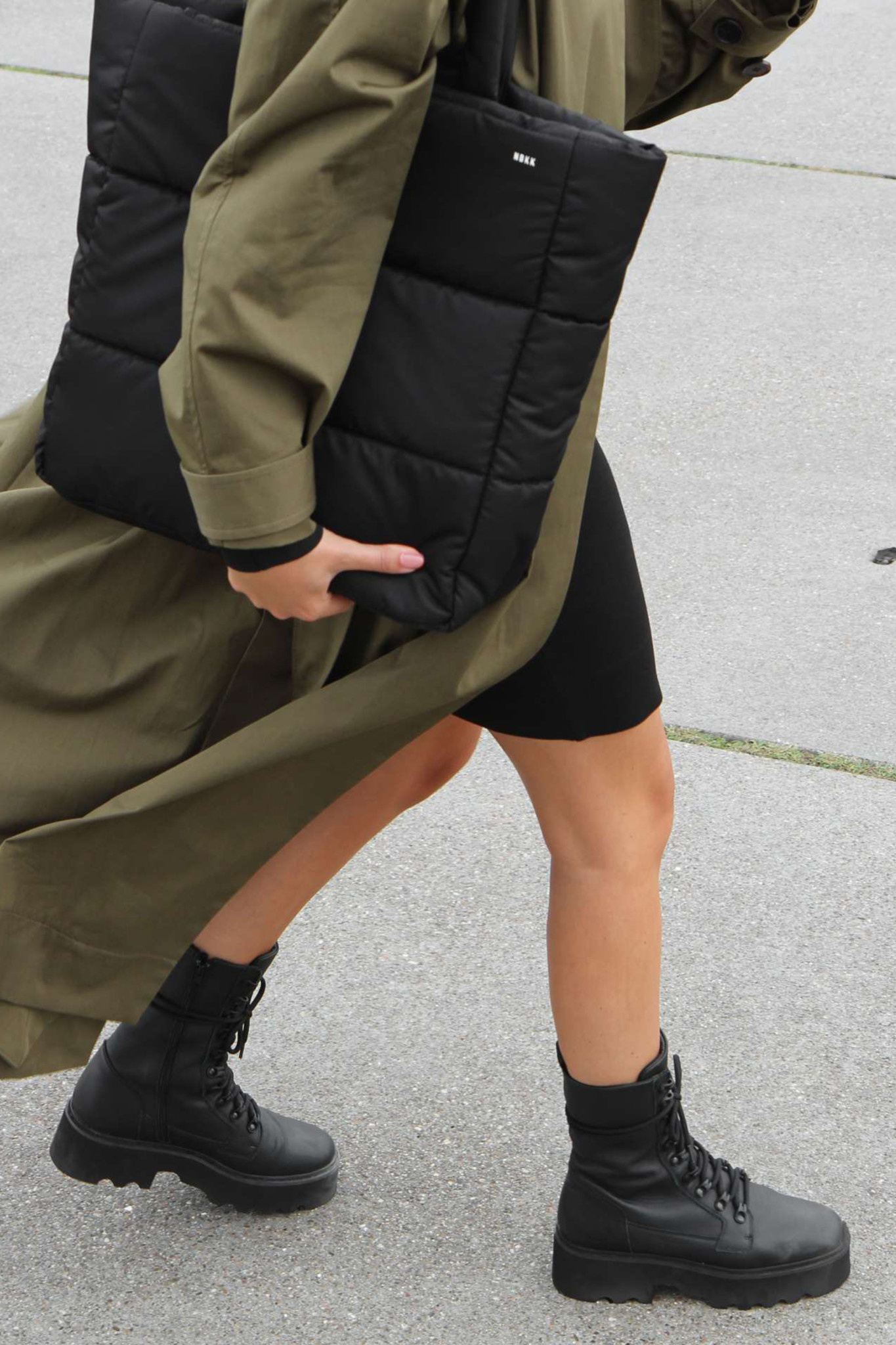 Fara Noir Boots - Black-2