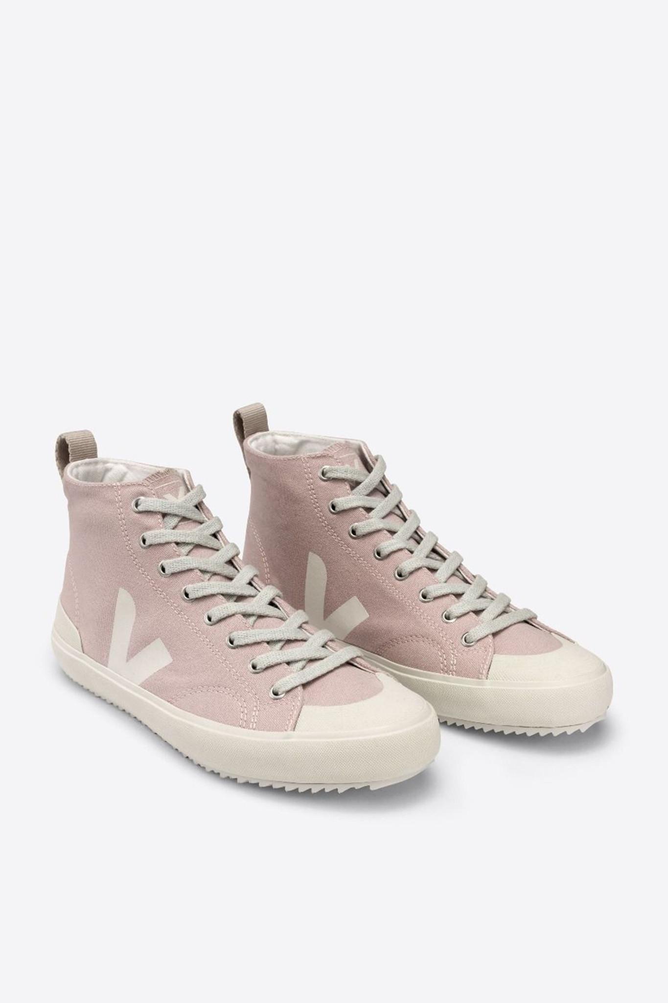 Nova High Top Canvas - Pink Babe-1