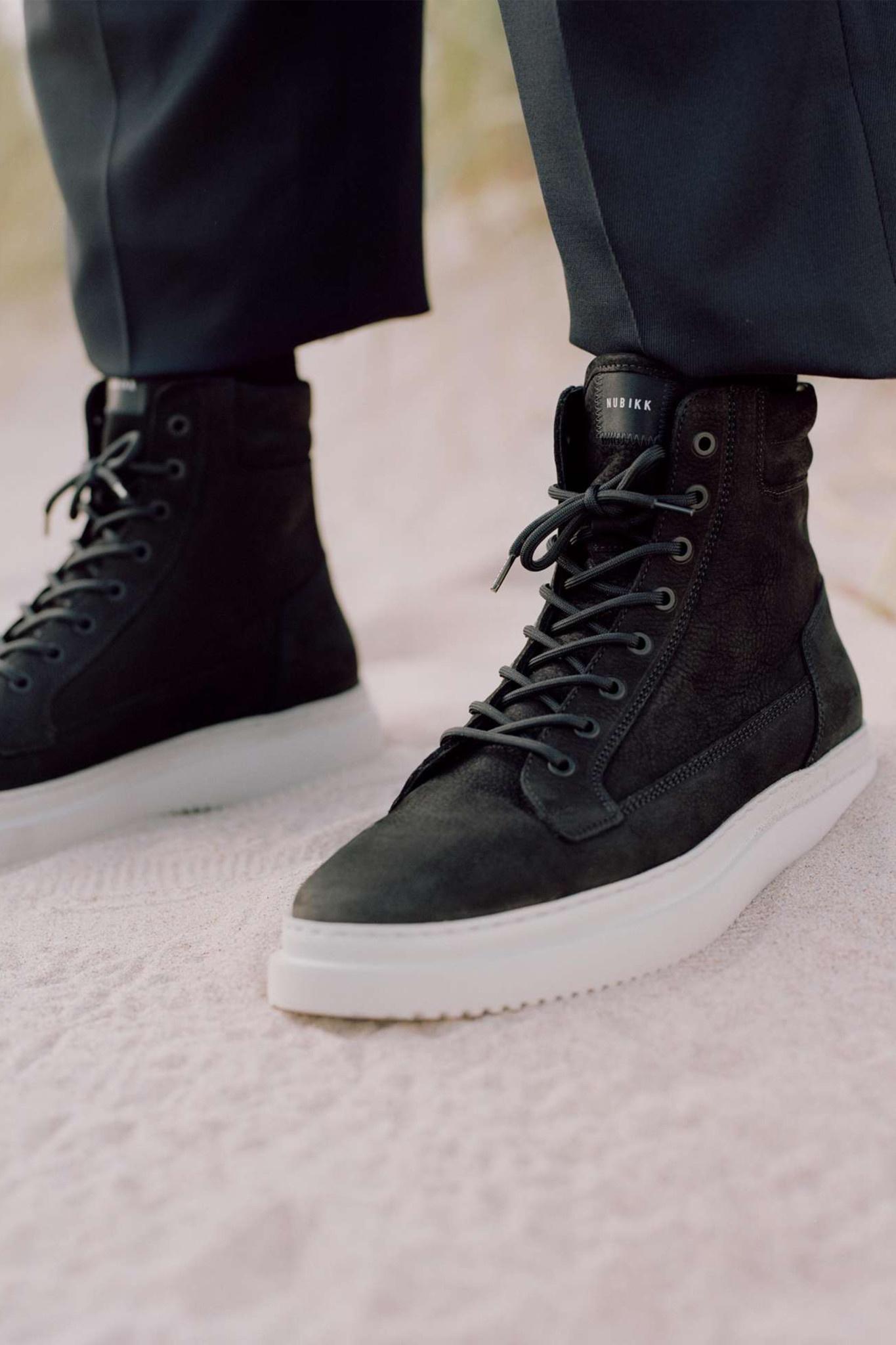 Jonah Dune Boots - Black-2