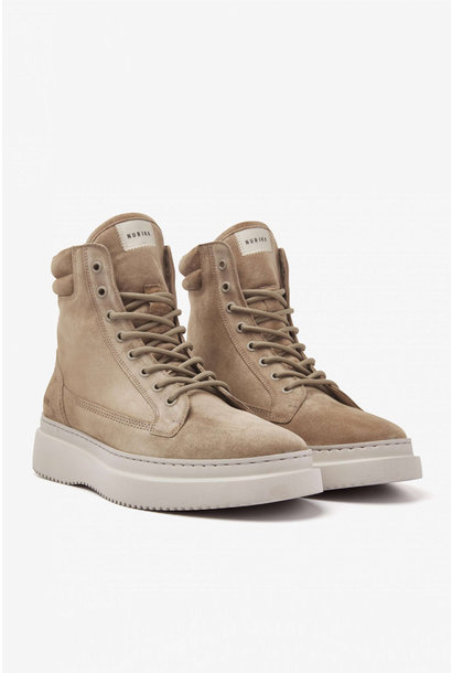 Jonah Dune Boots - Taupe Suede