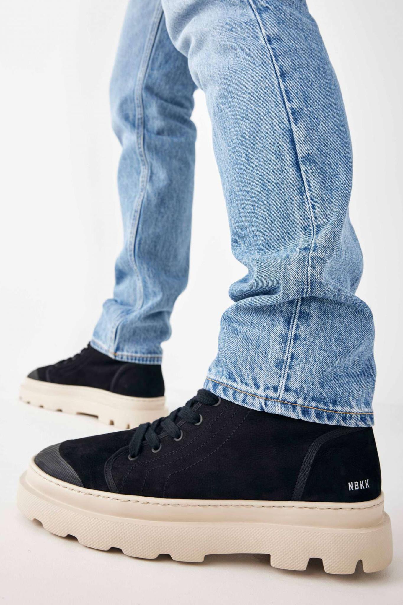 Monro Cyrus Sneaker Boots - Black-2