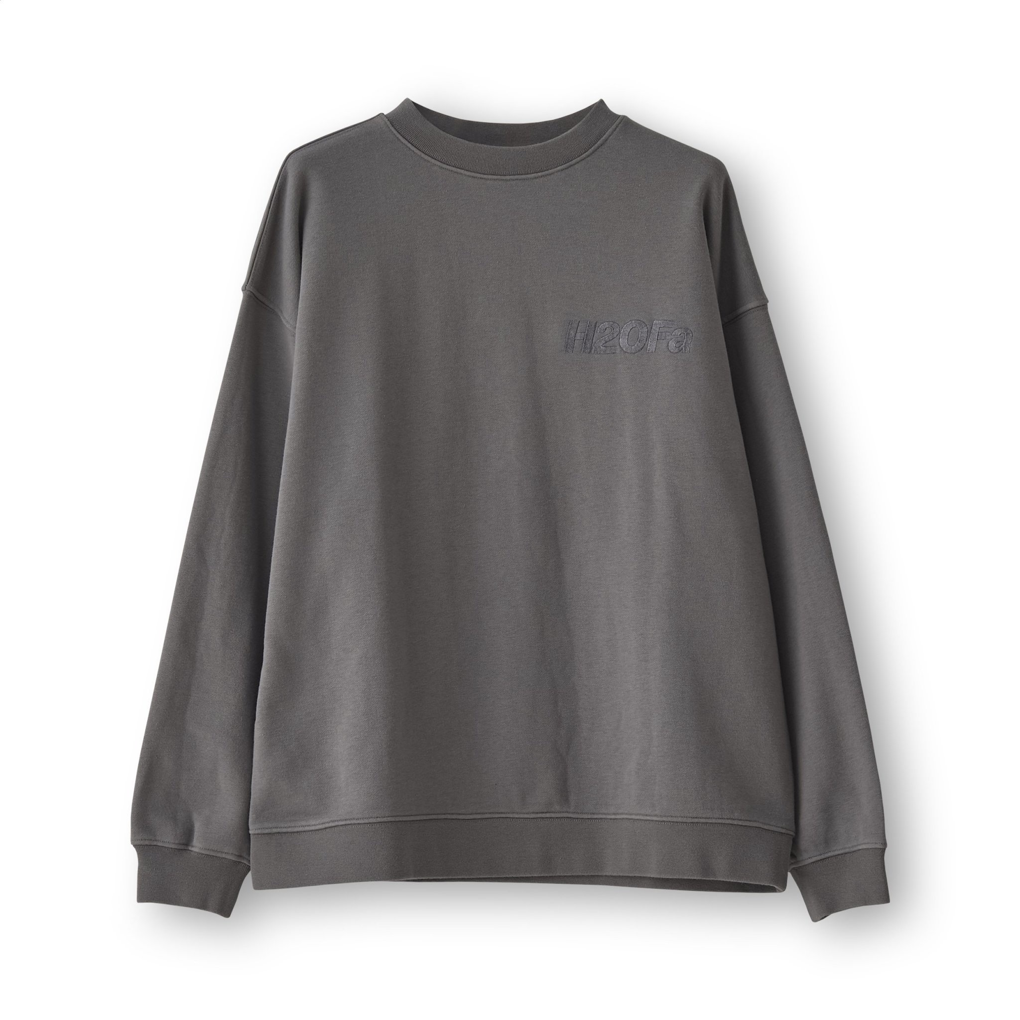 Cream Doctor Sweater - Dark Grey-1