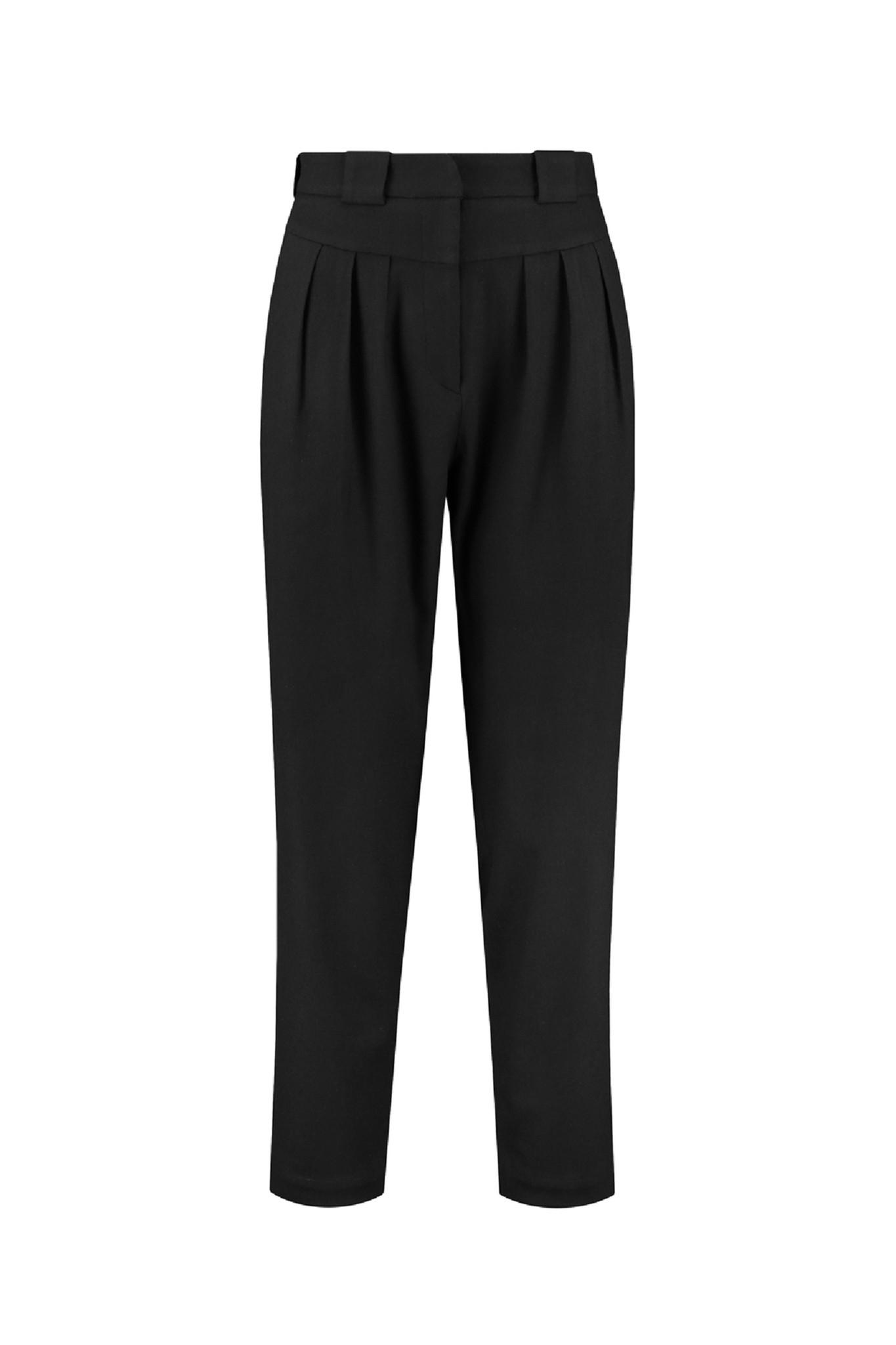 Persia Pants - Black-2