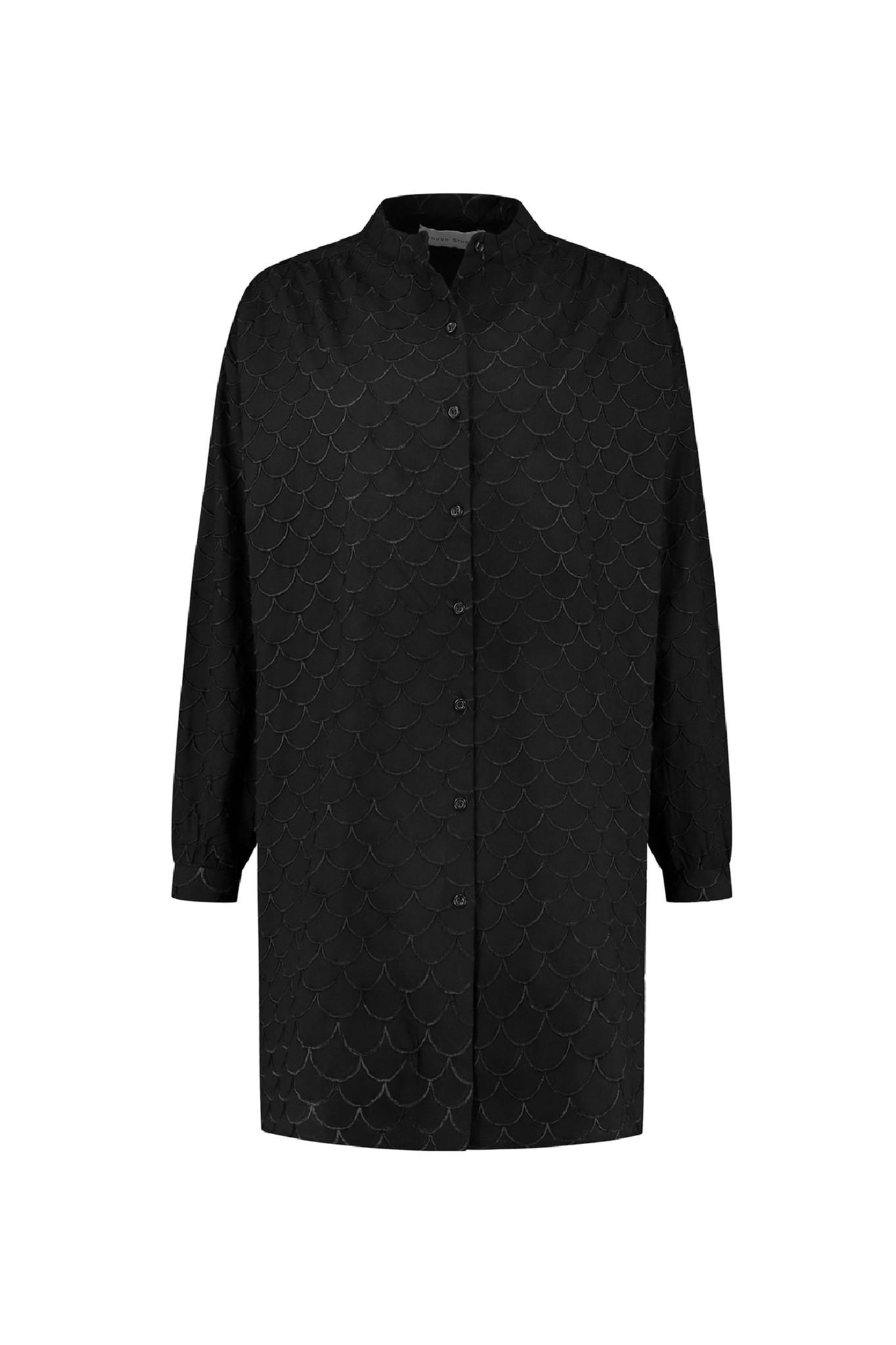 Bluebell Dress - Black-2