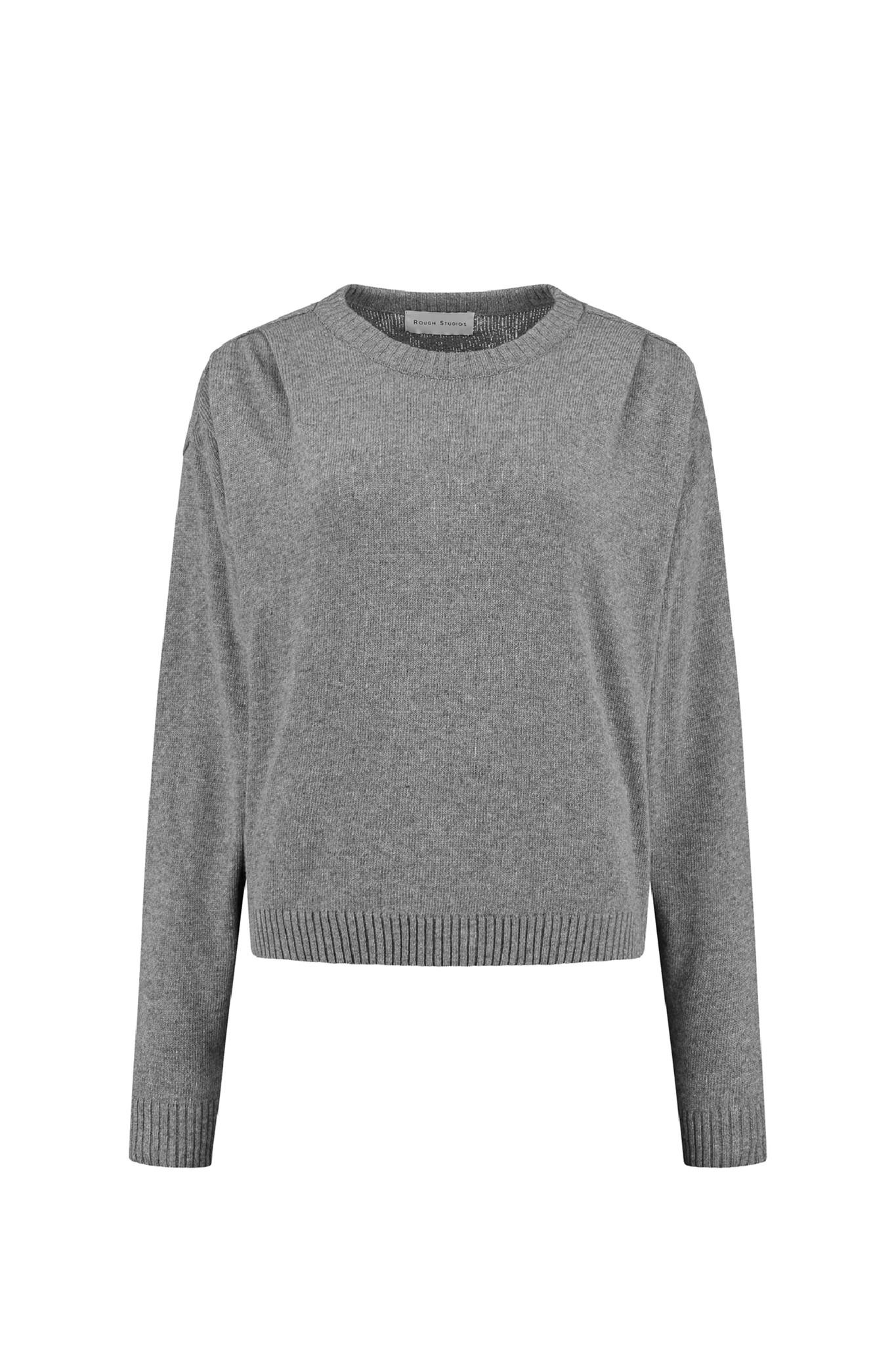 Cilla Sweater - Grey-2