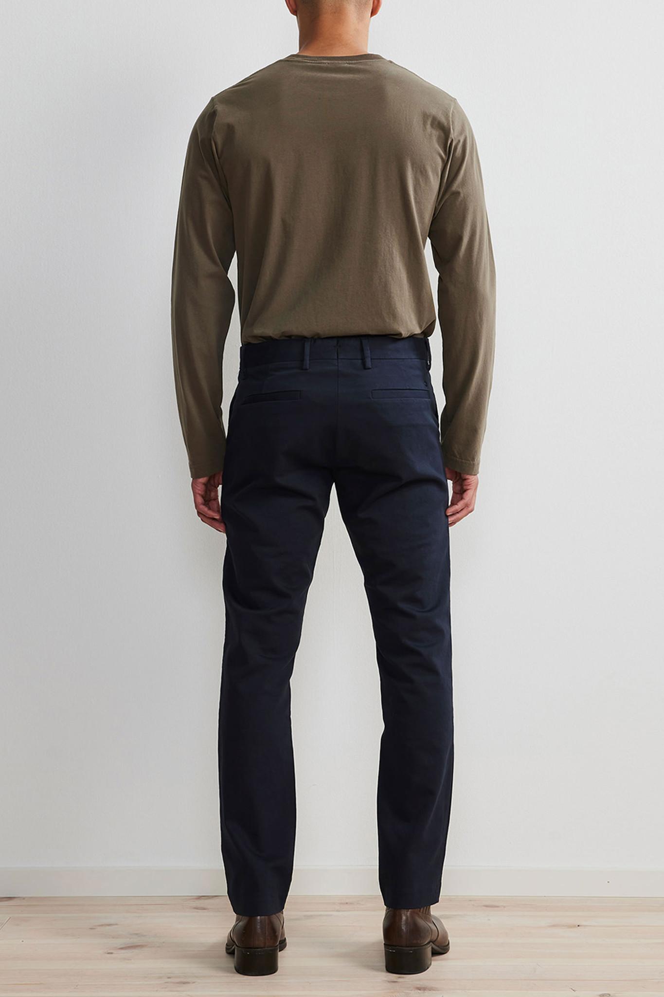 Theo Pants - Blue-3