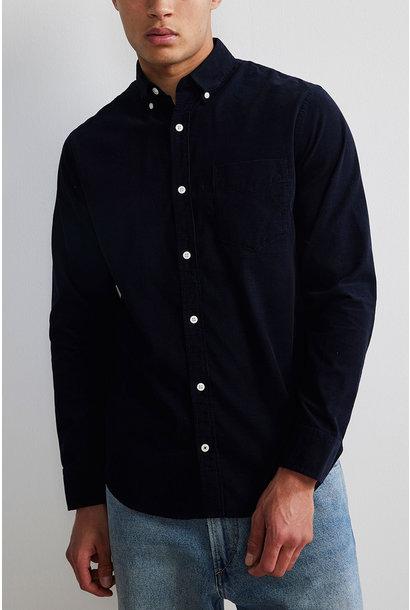 Levon Shirt - Dark Blue