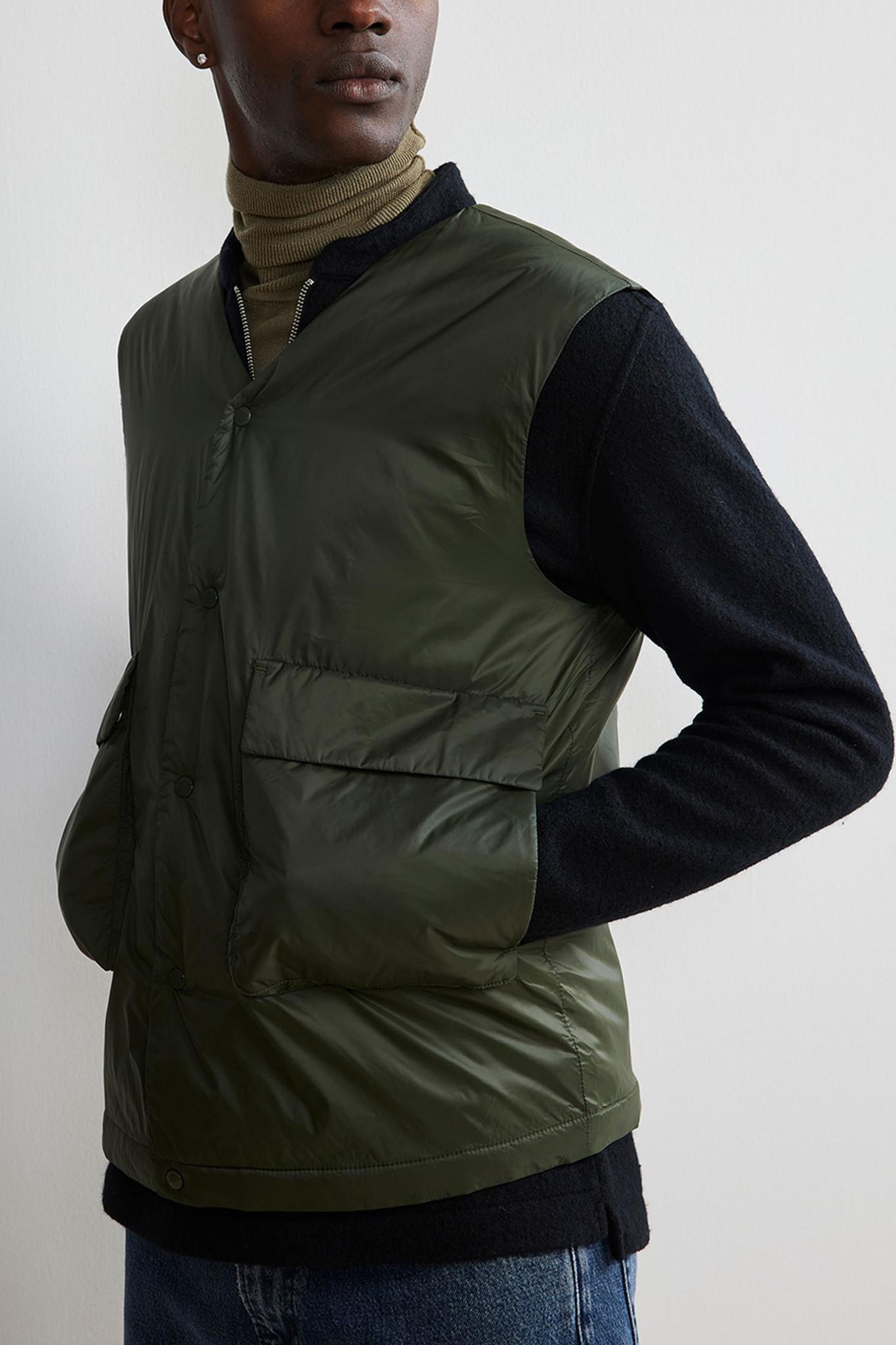 Barney Vest - Green-1