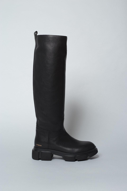 CPH551 High Boots - Black-1